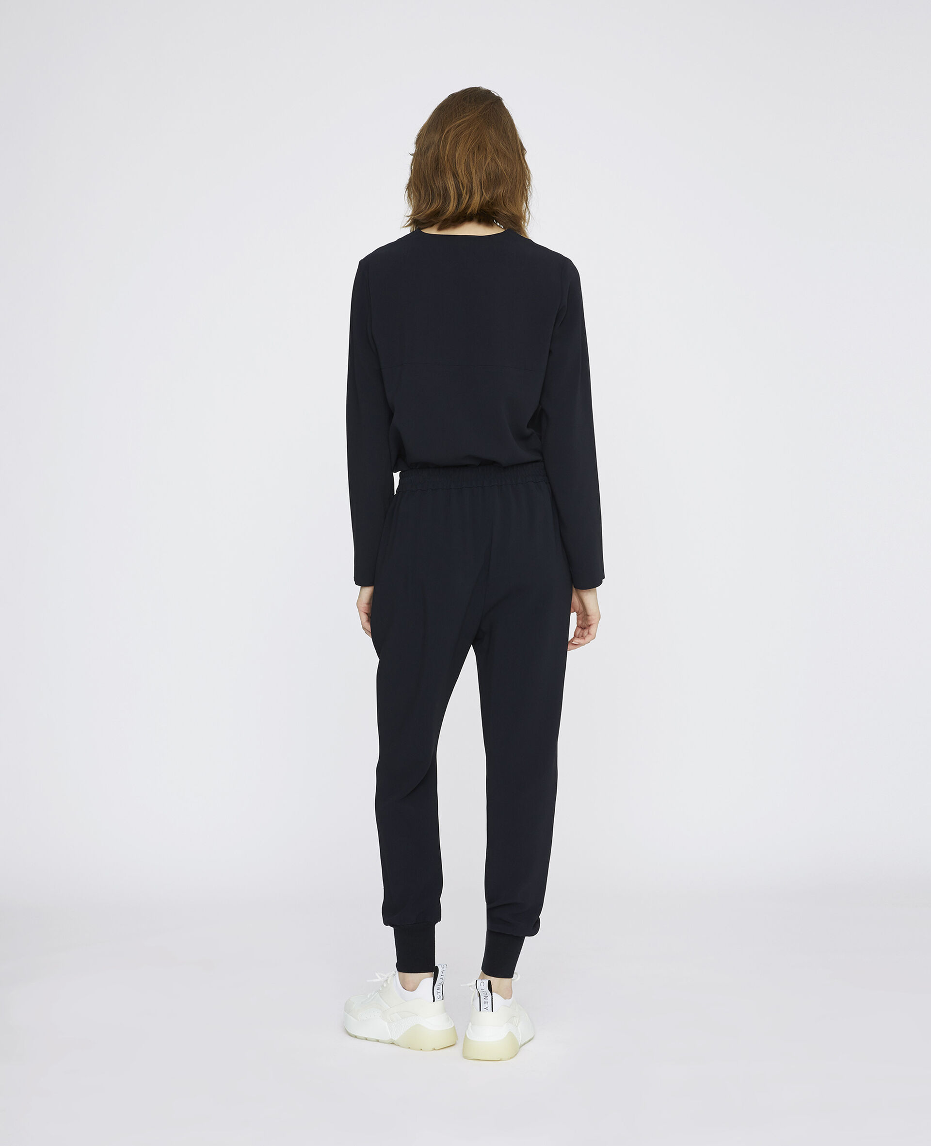 Pantaloni Julia-Nero-large image number 2