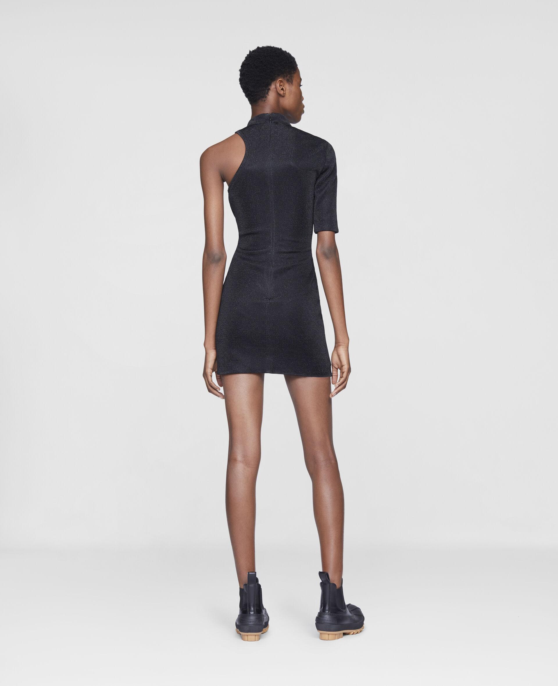 Mini robe Malisa-Noir-large image number 2