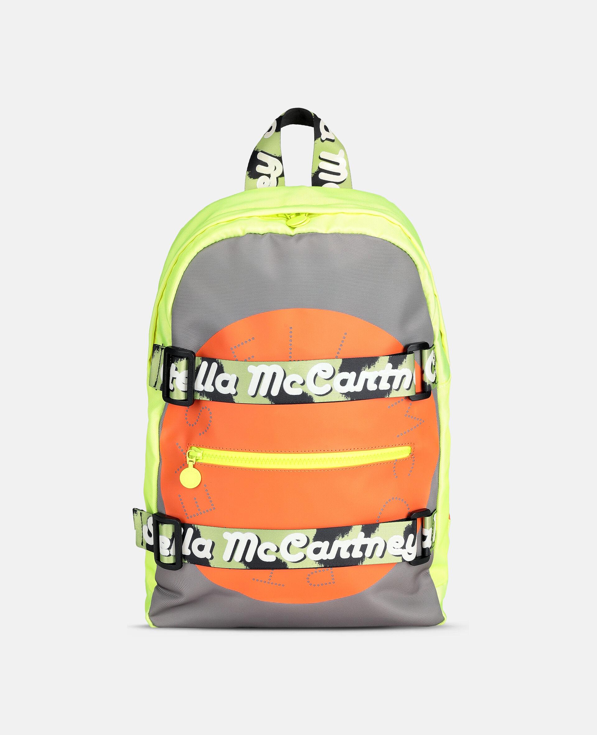 Logo Sport Backpack -Grey-large image number 0