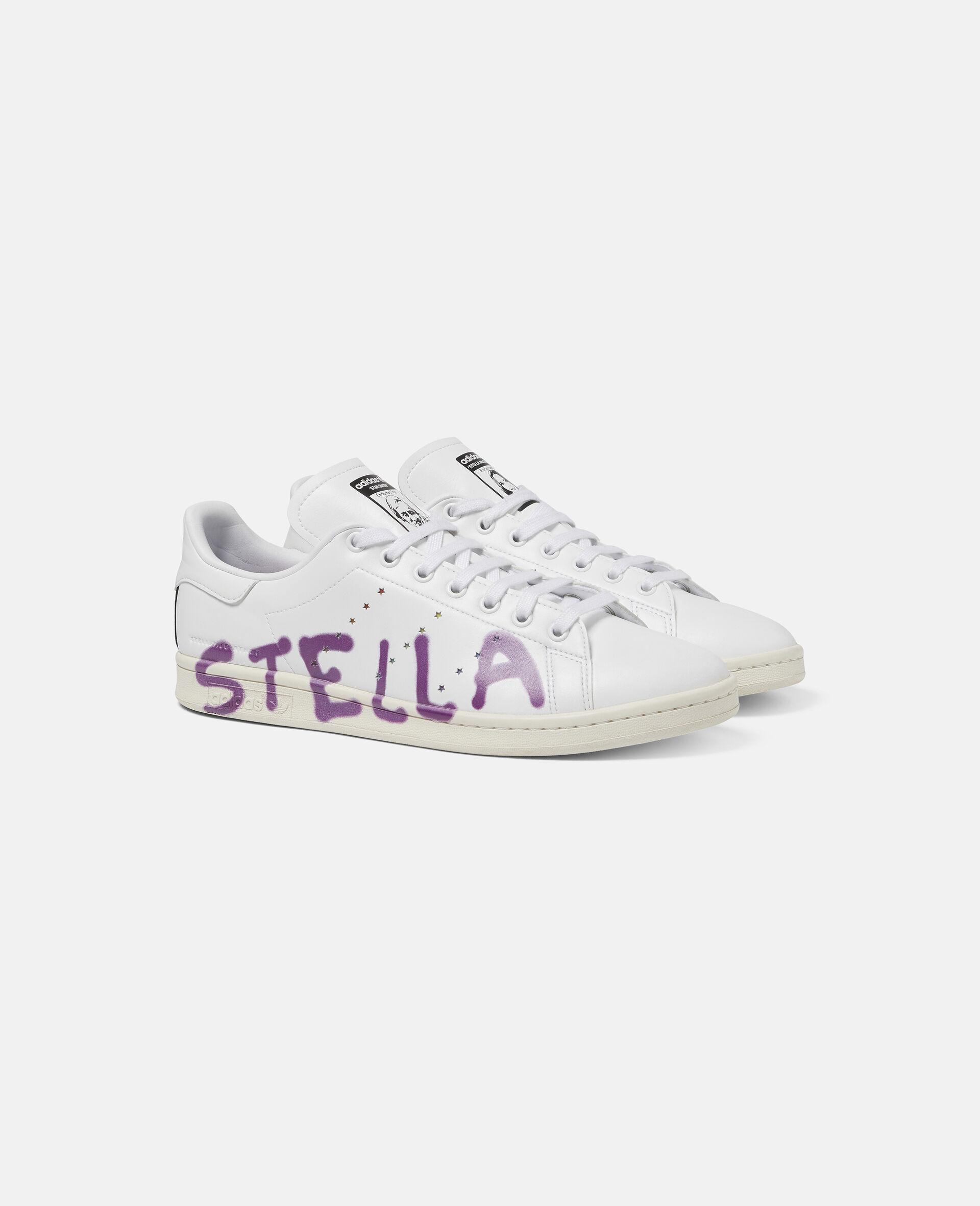 Ed Curtis Stella StanSmith adidas-White-large image number 2