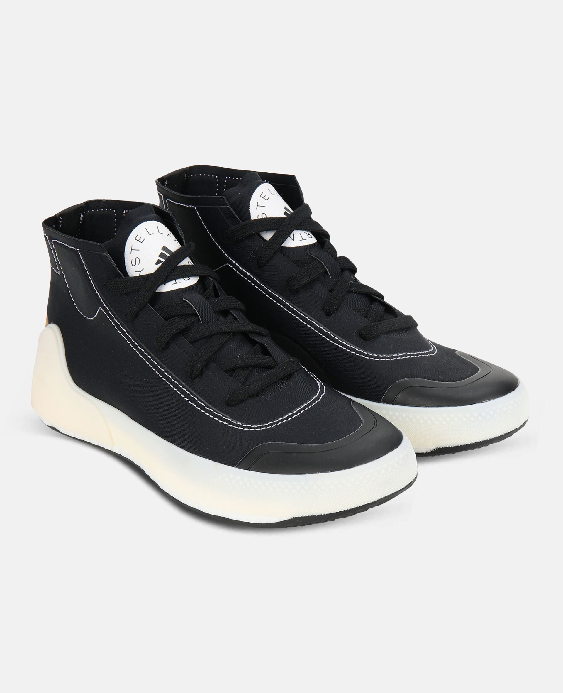 Black Boost Treino Sneakers-Black-large image number 3