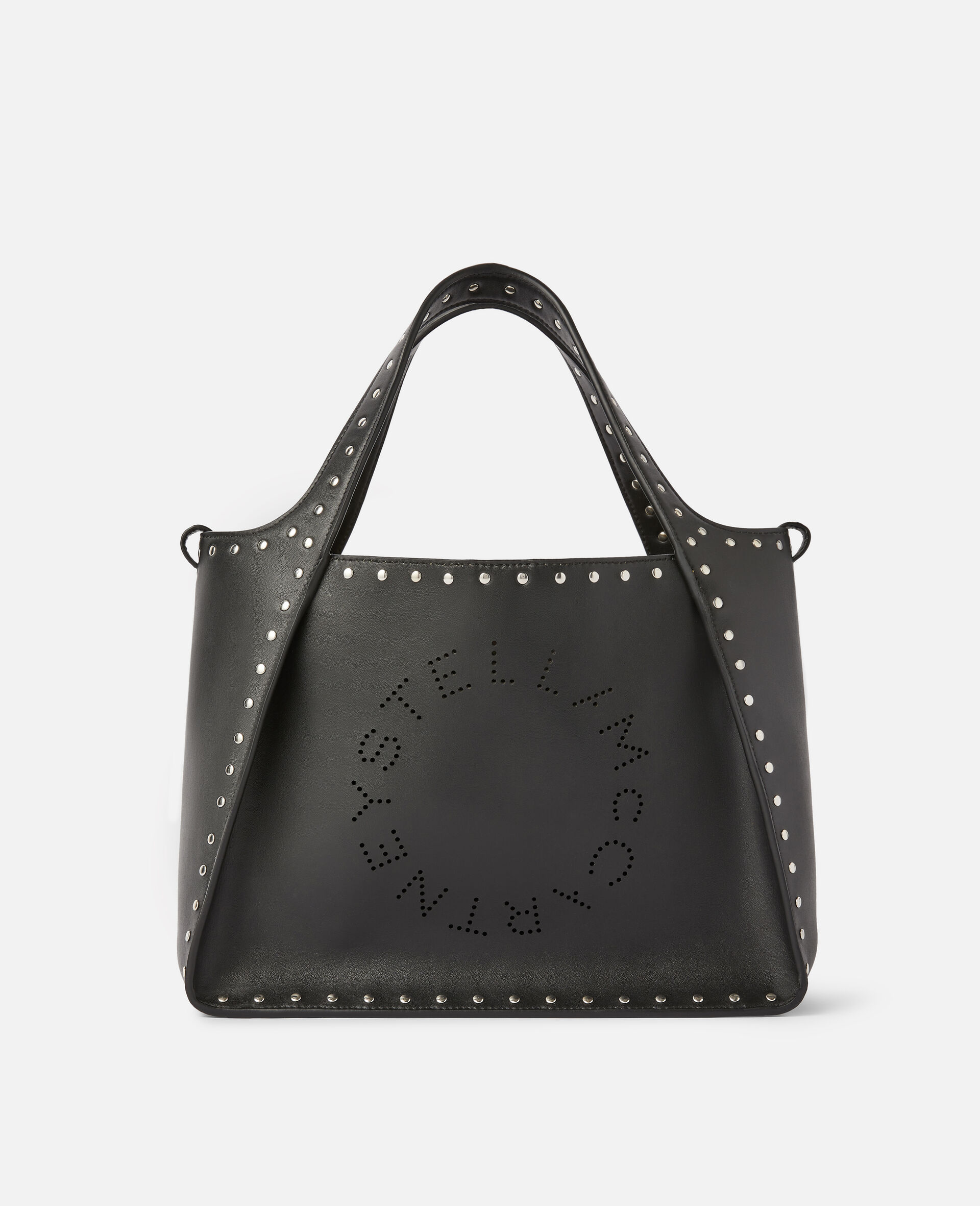 Stella 徽标托特包 -黑色-large image number 0