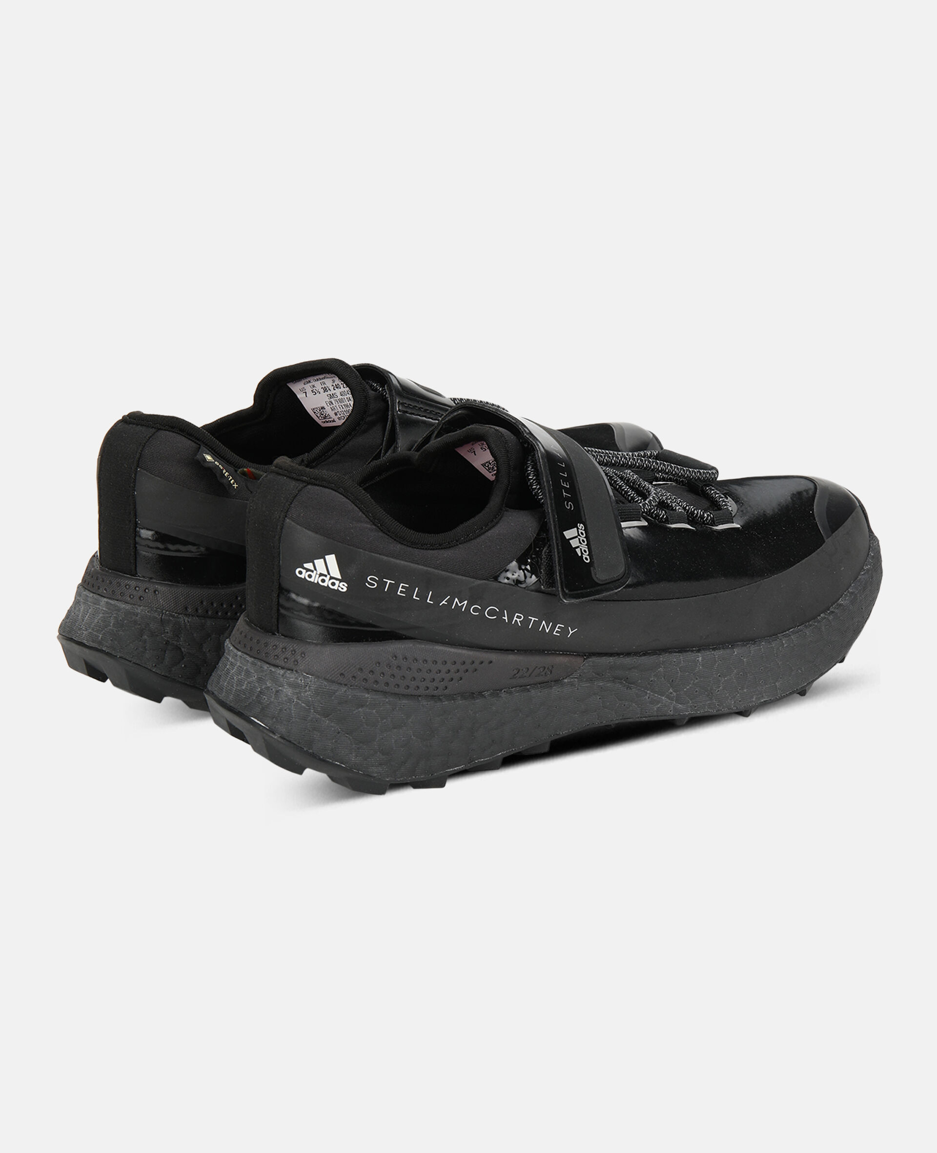 Black Outdoor Boost rain.rdy Trainers -Black-large image number 4
