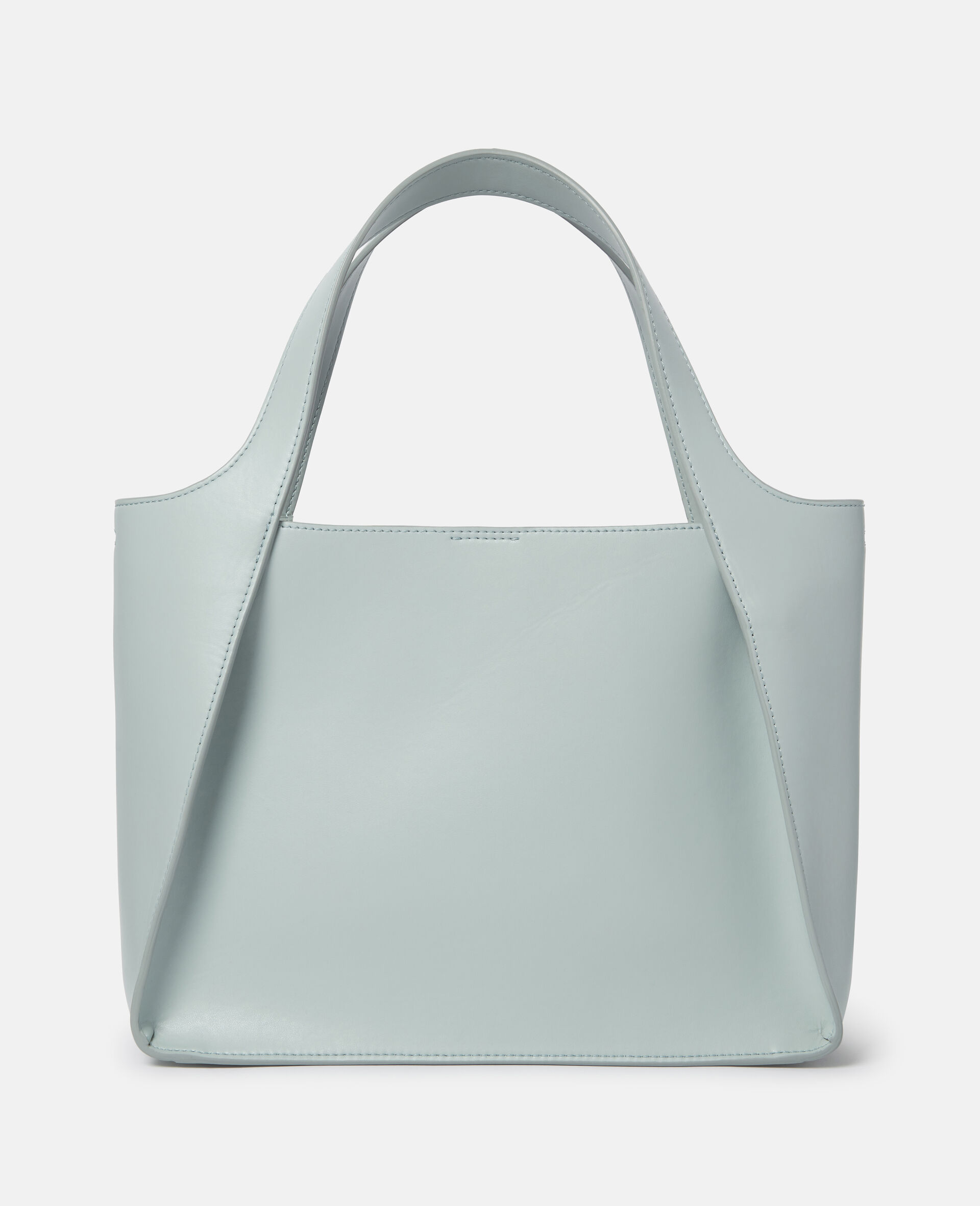 Stella Logo Crossbody Bag -Blue-large image number 2