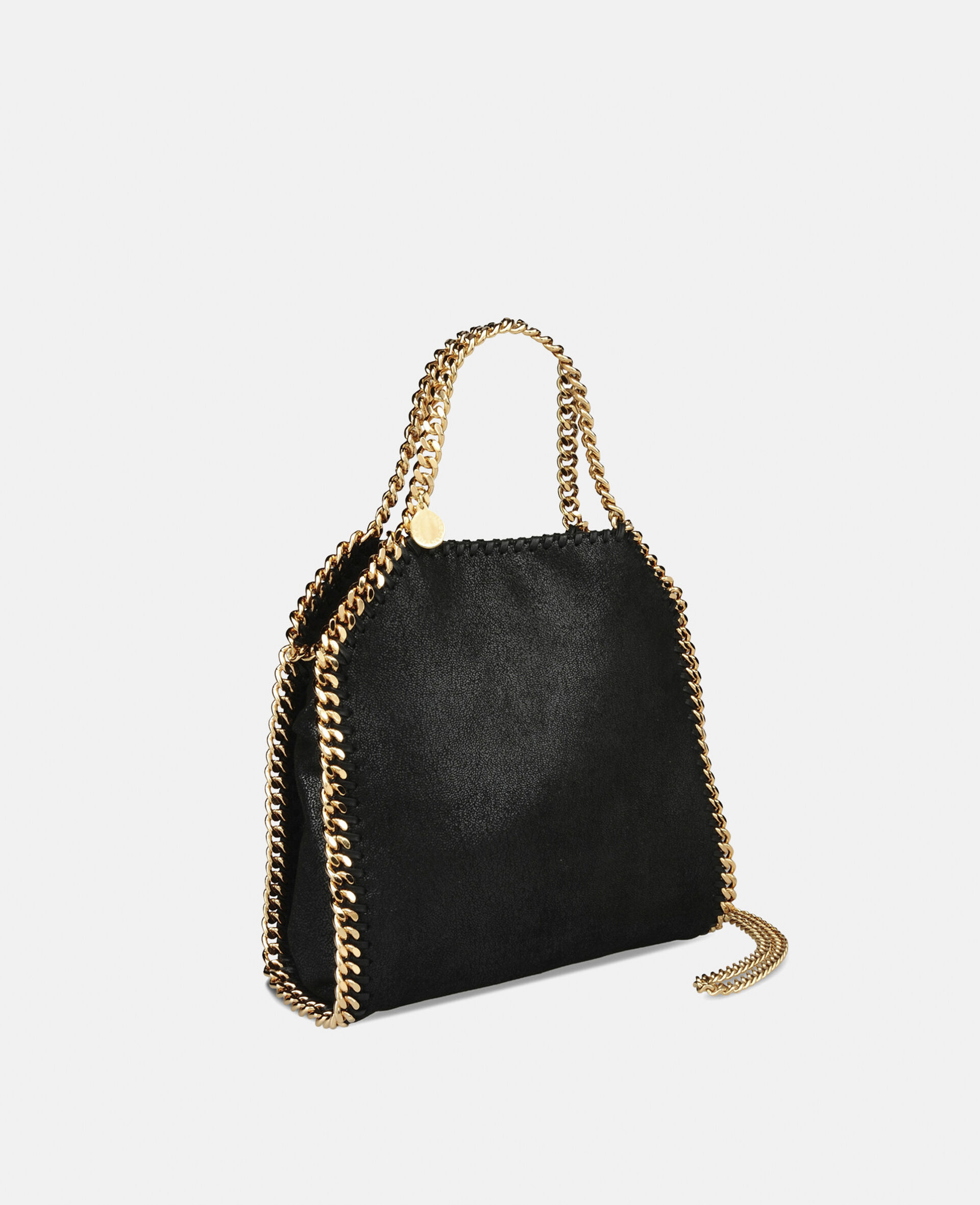 Mini Tote Bag Falabella-Schwarz-large image number 1