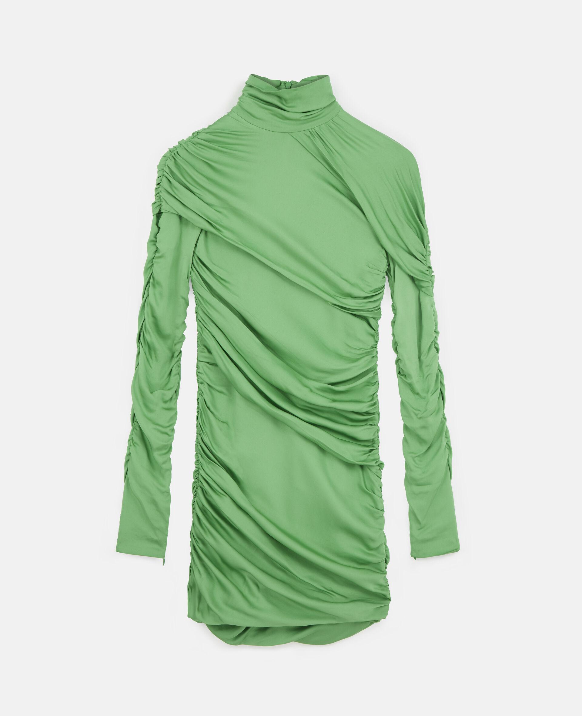 Faye Mini Dress-Green-large image number 0