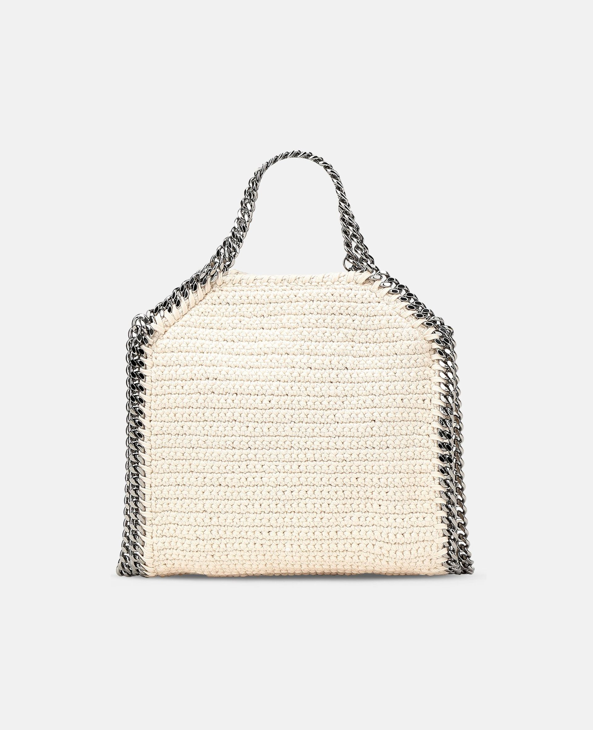 Falabella Tiny Tote-White-large image number 2