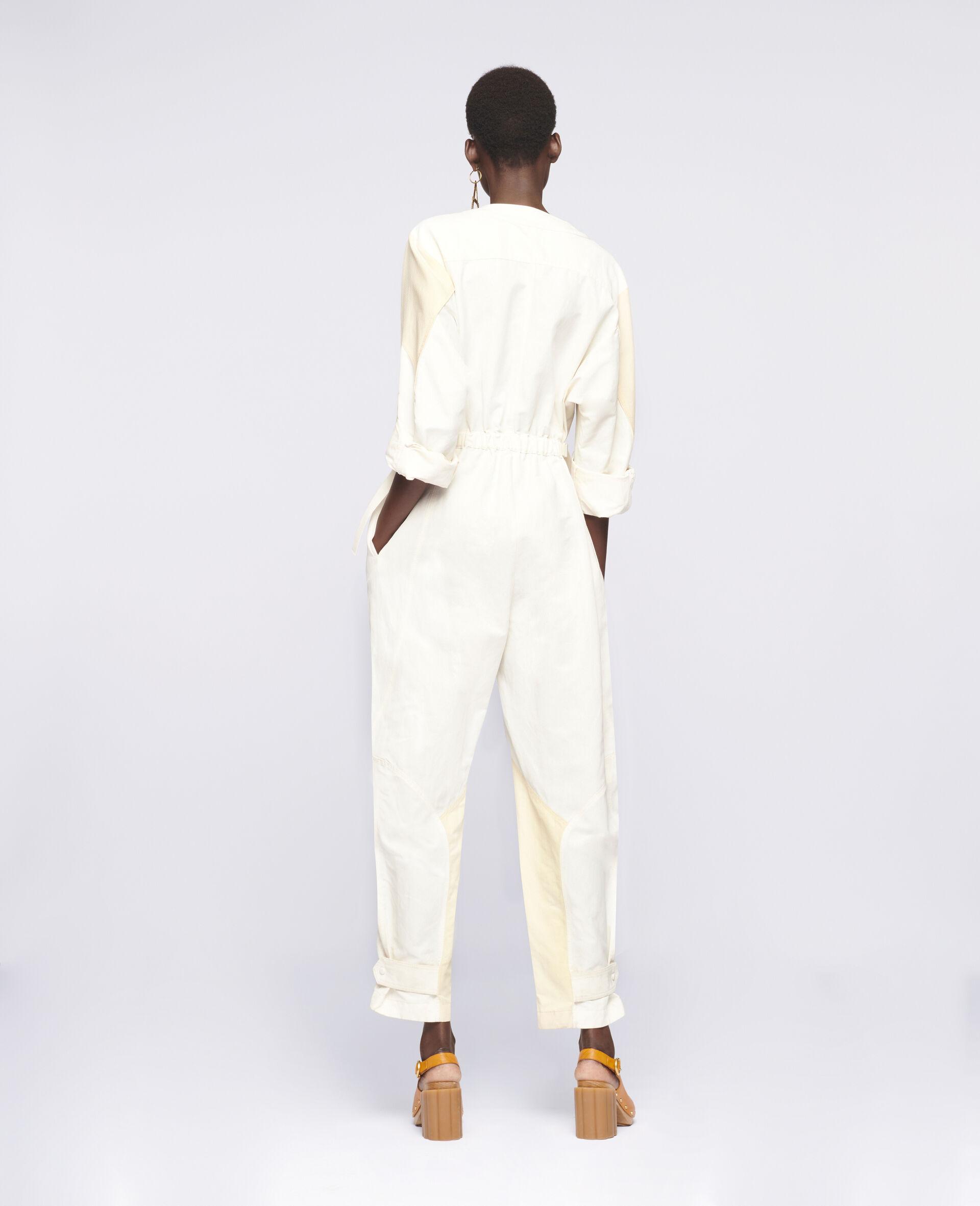 Anika Jumpsuit-White-large image number 2