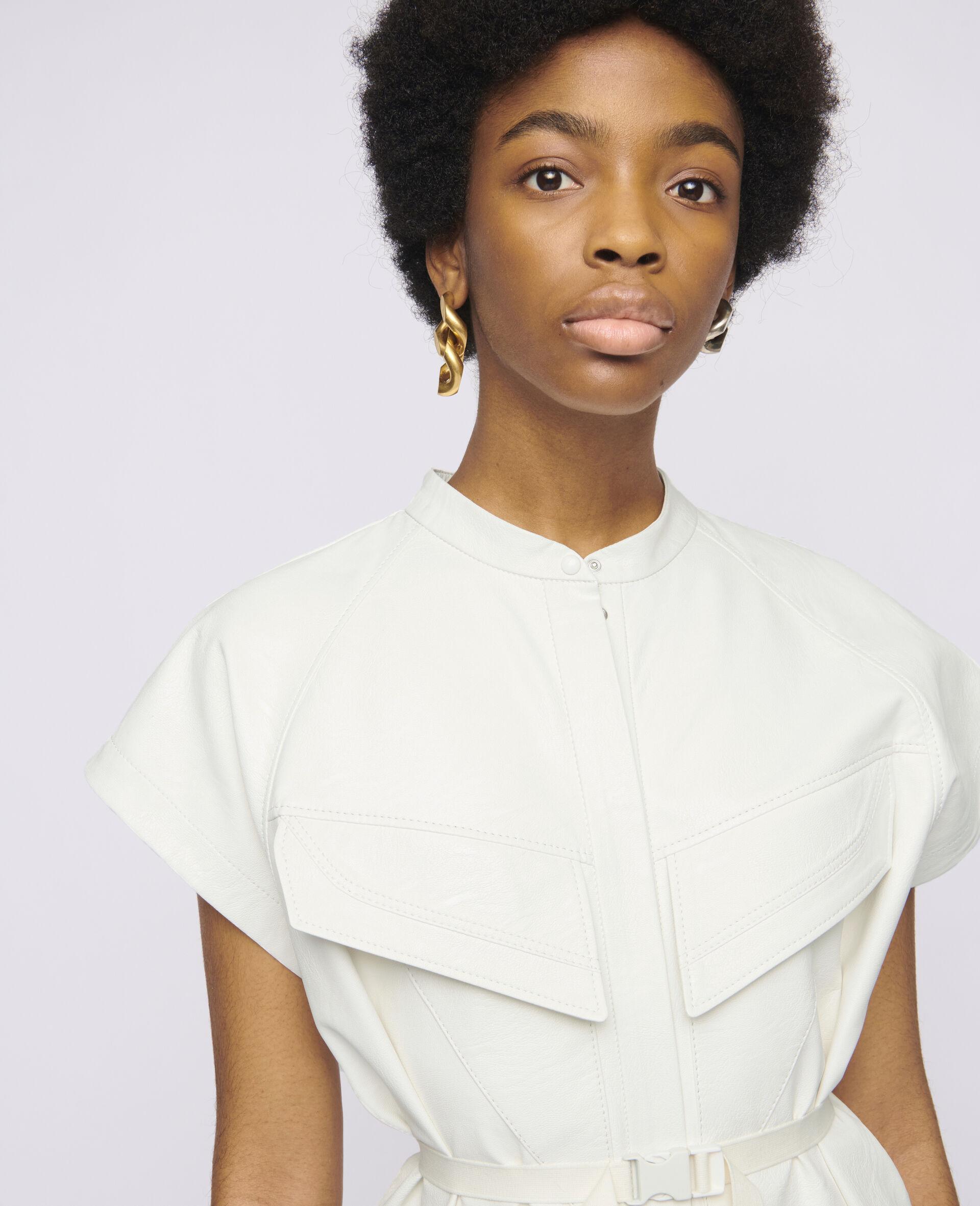 Lexie Midi Dress-White-large image number 3
