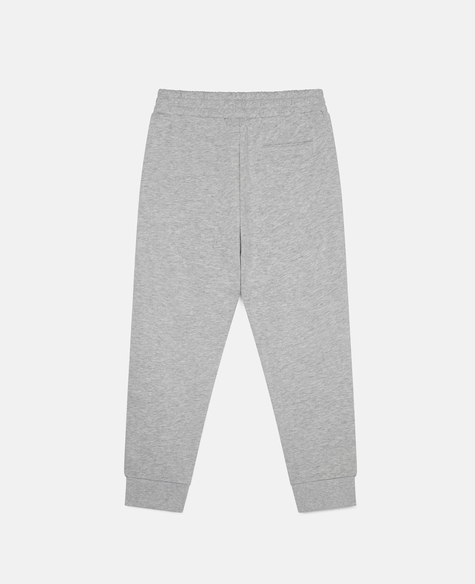 Fleece Joggers-Grey-large image number 3