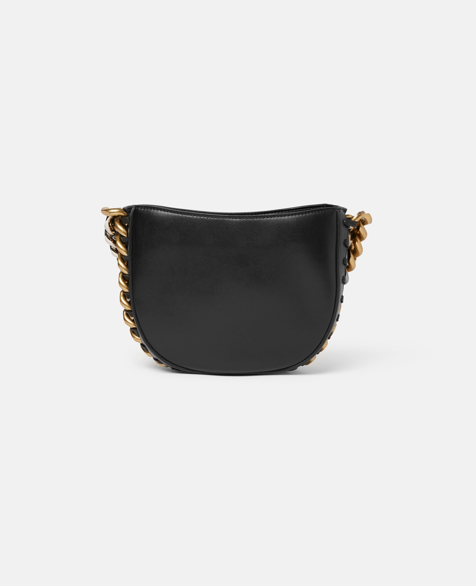 Frayme Small Shoulder Bag-Black-large image number 2