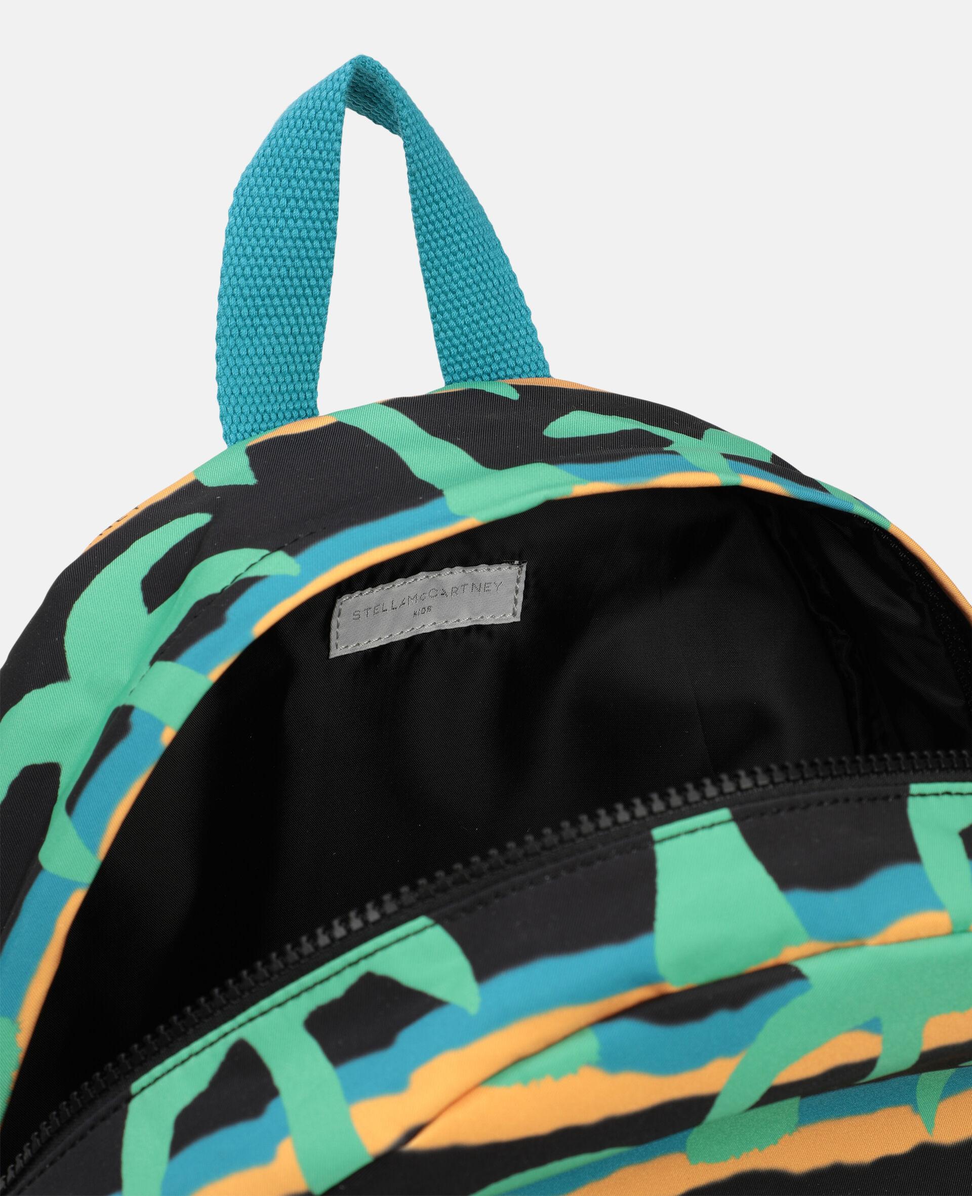 Palms Backpack -Black-large image number 2