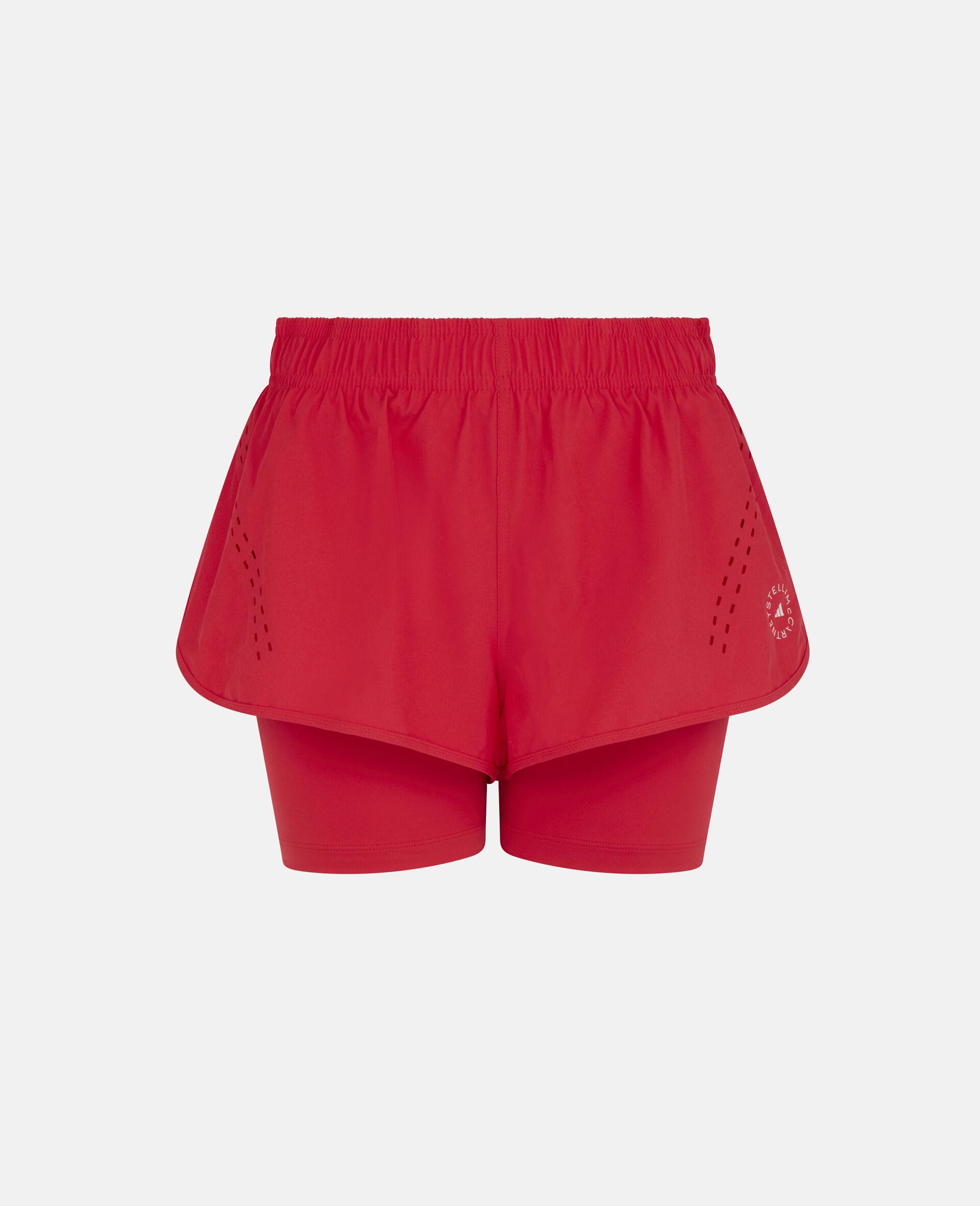 Pink TruePurpose Training Shorts-Pink-large image number 0