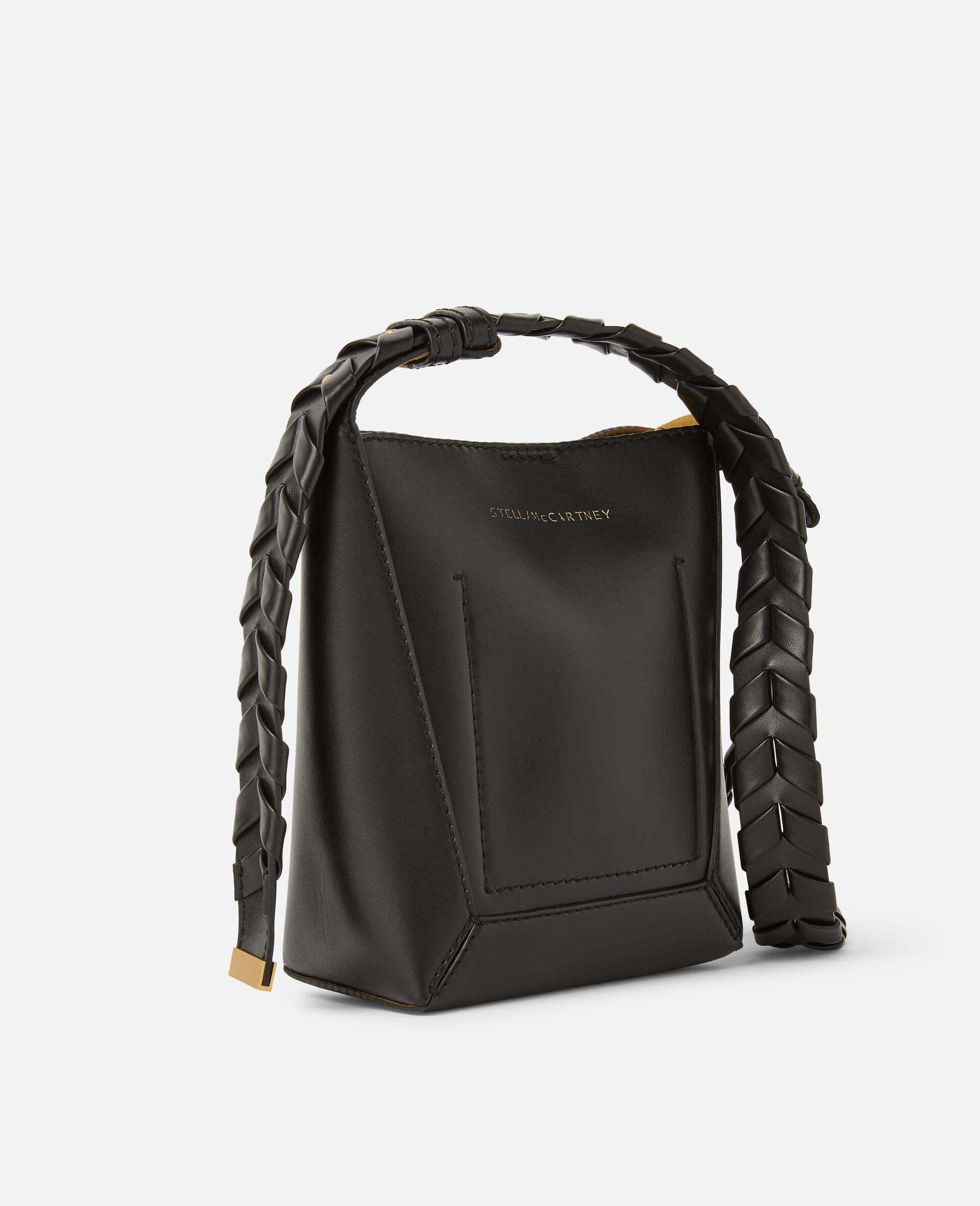 Petit sac Hobo-Noir-large image number 1