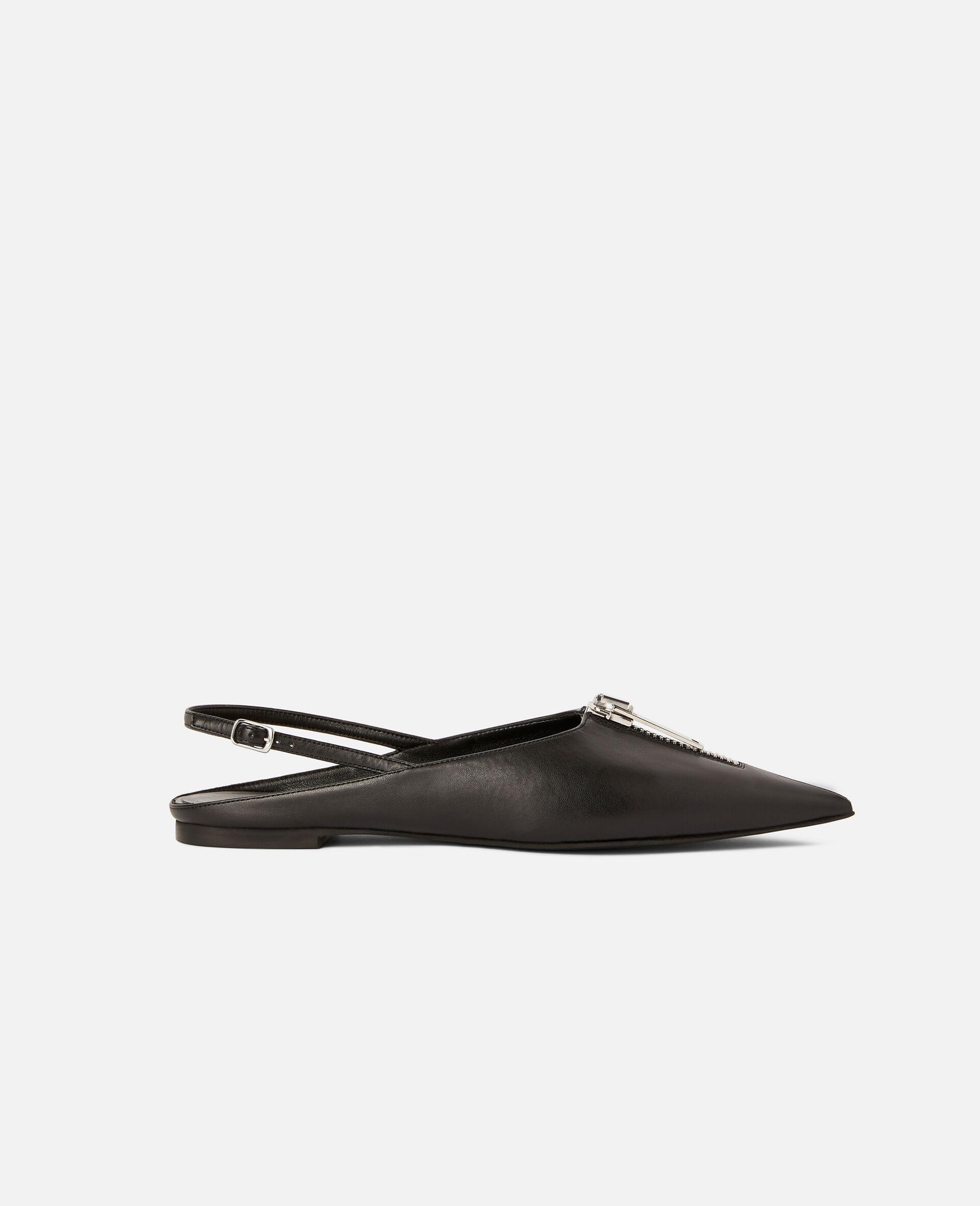 Zipit 平底鞋-黑色-large image number 0