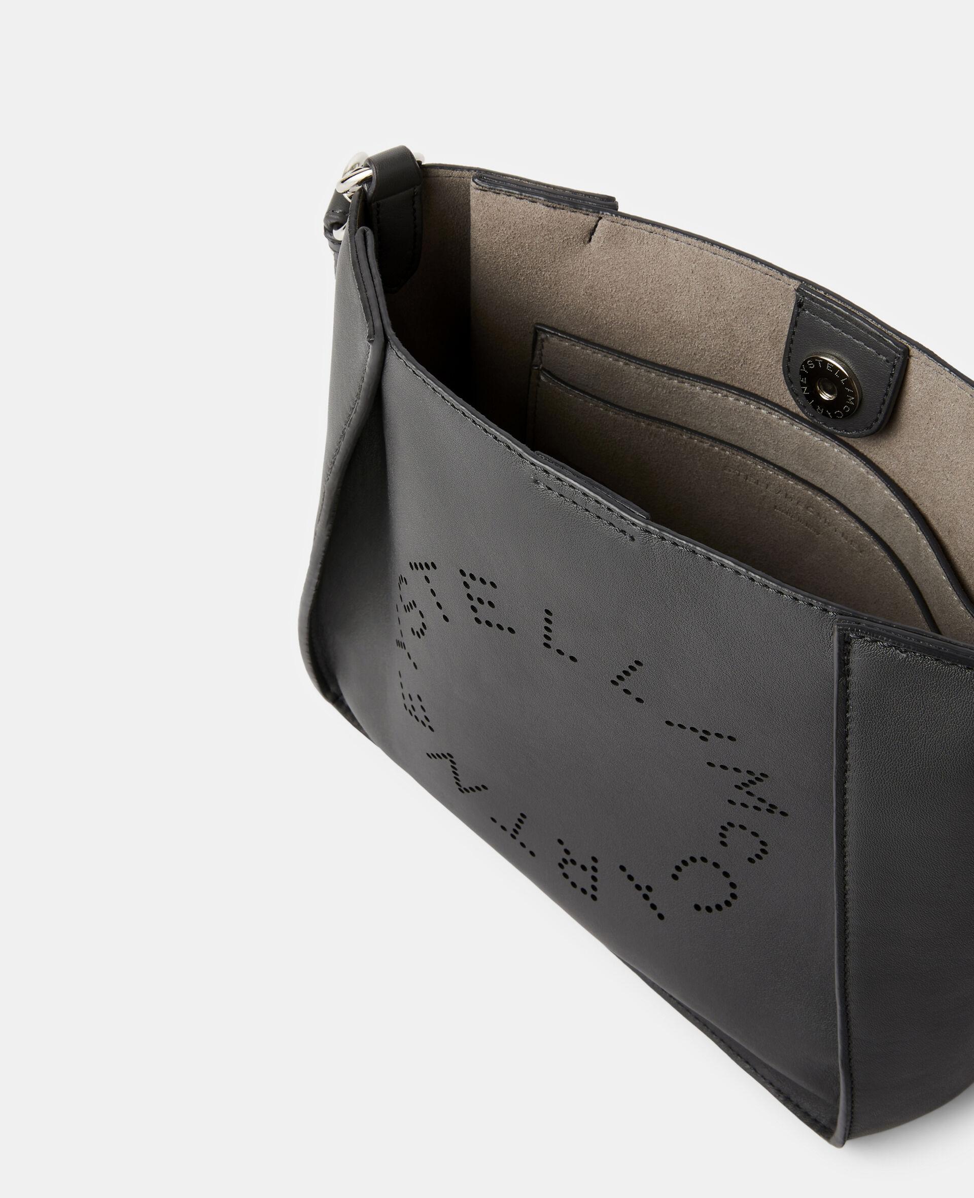 Stella Logo Shoulder Bag-Grey-large image number 3