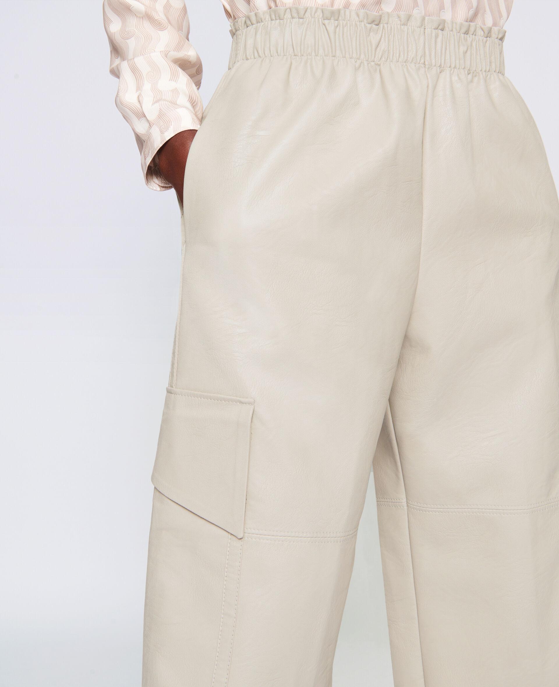 Sylvia 裤装-米色-large image number 3