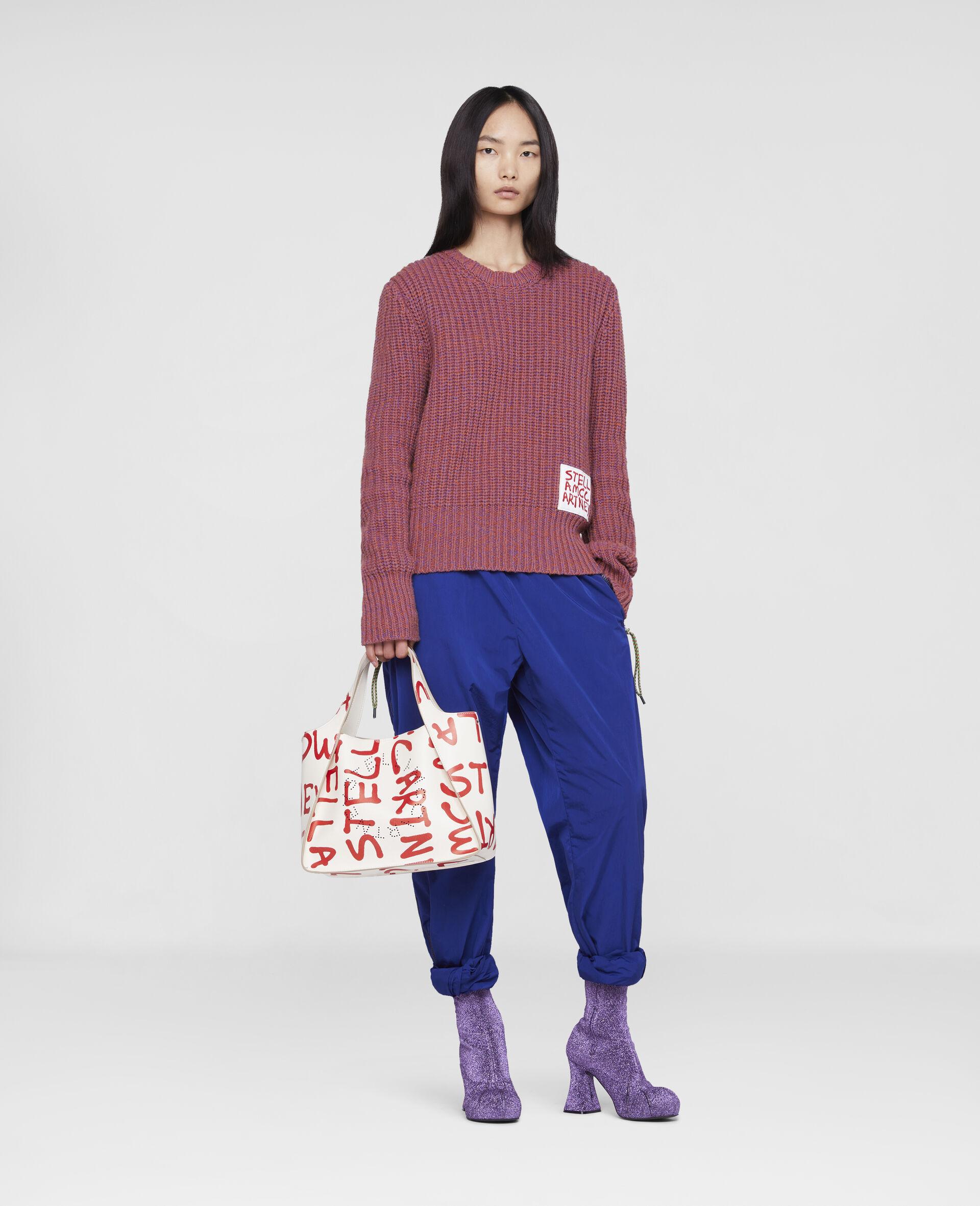 Pull en laine Ed Curtis Stella Logo-Rouge-large image number 3