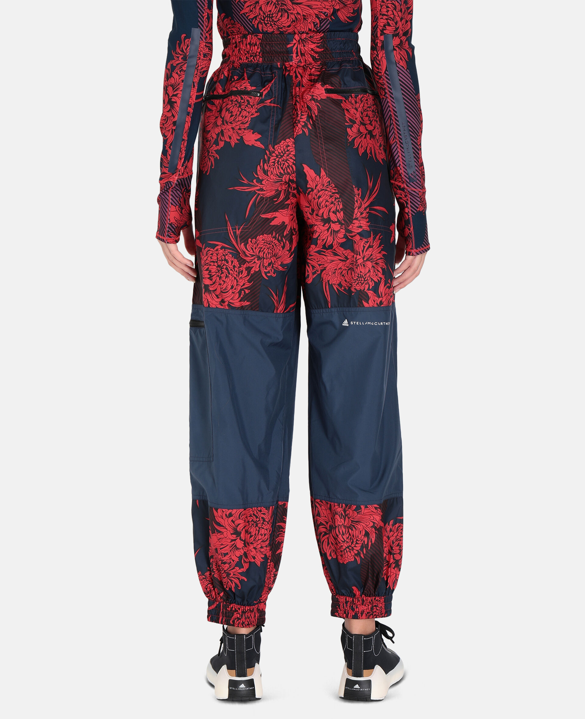 Future Playground Woven Training Trousers-Red-large image number 2