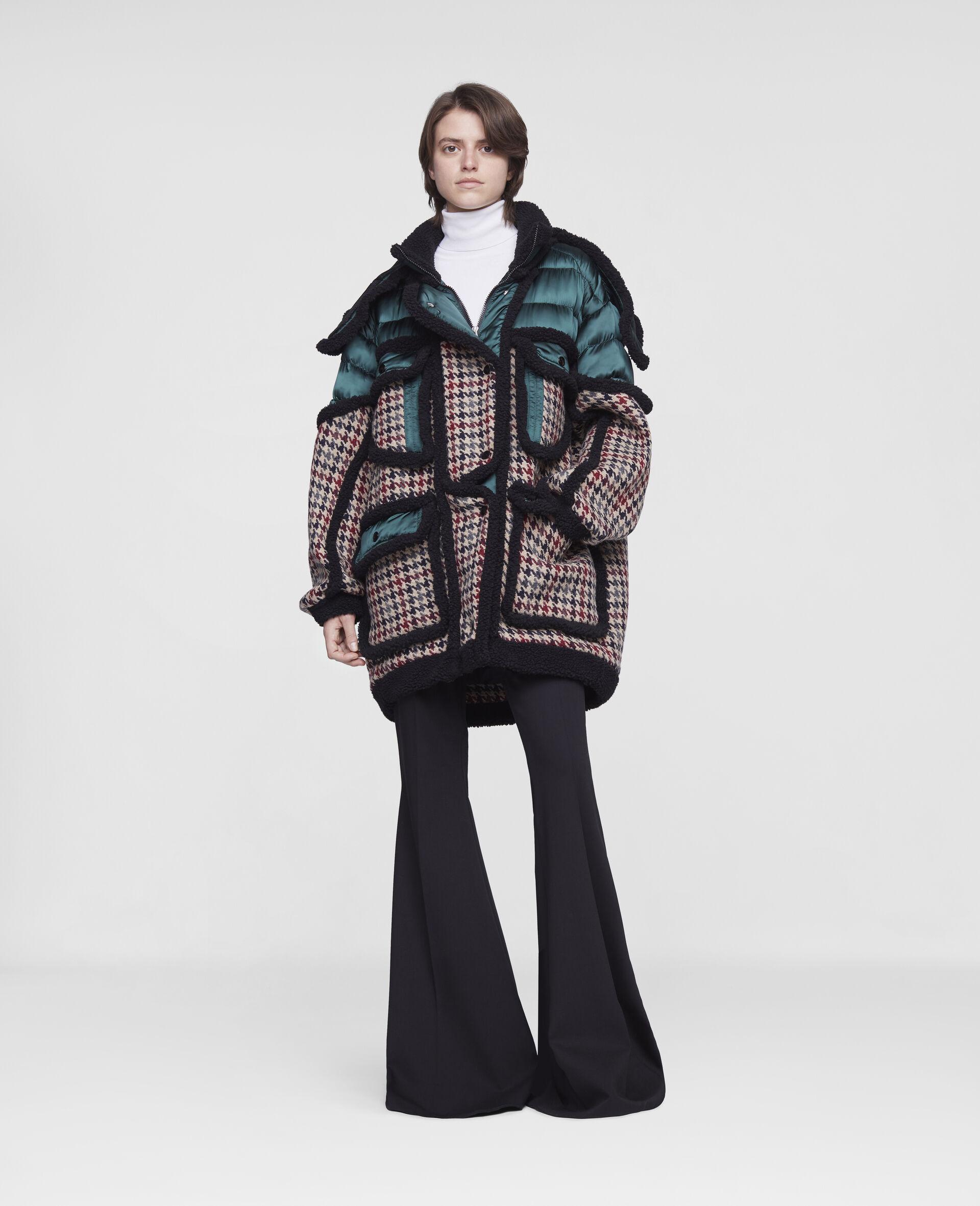 Parka en laine Vera-Vert-large image number 1