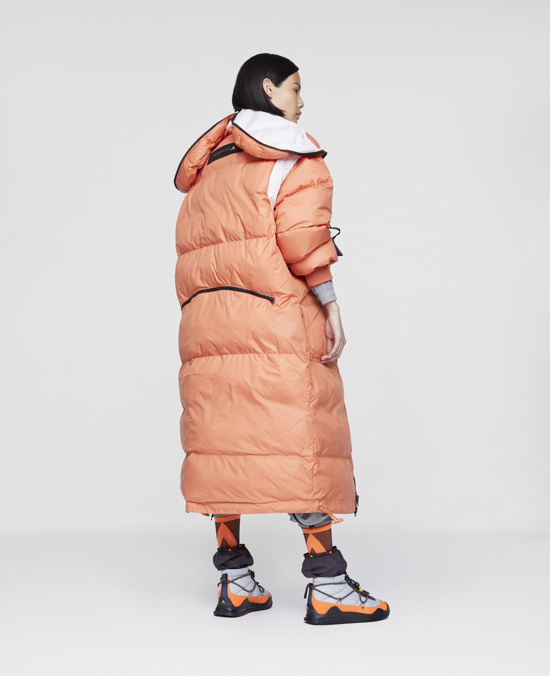 Piumino Earth Protector-Arancione-large image number 2