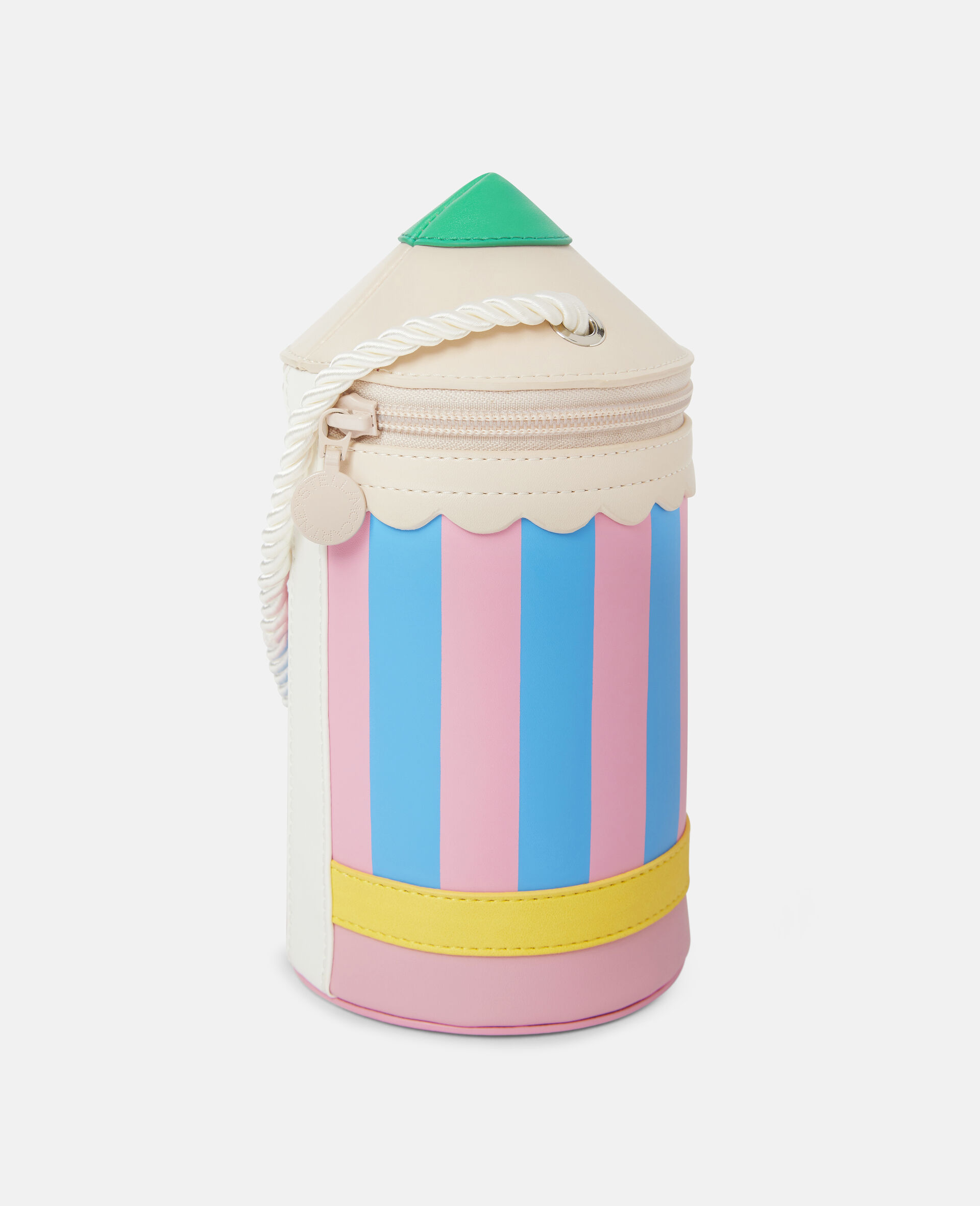 Pencil Alter Mat Shoulder Bag-Multicolour-large image number 2