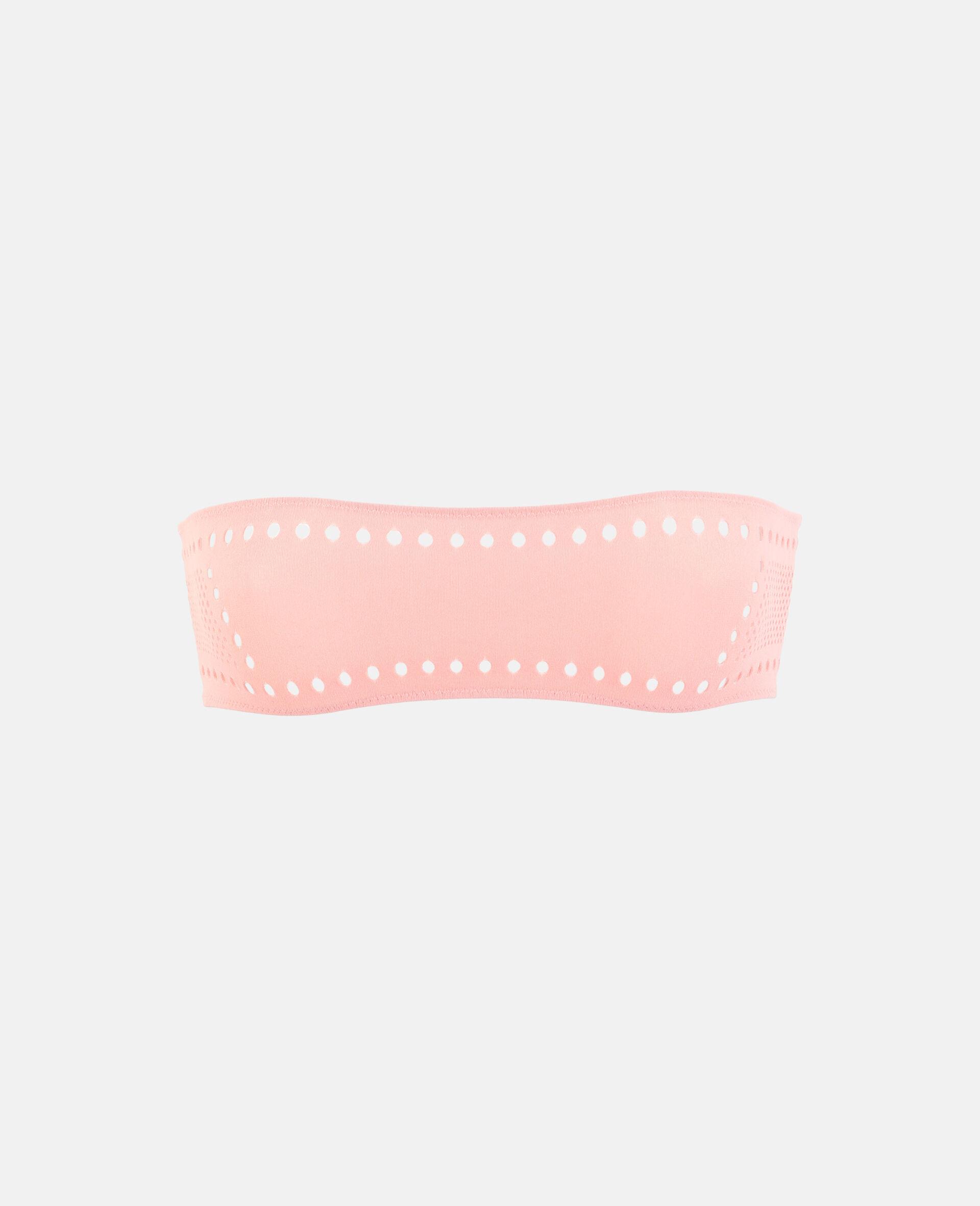 Stellawear Bandeau Bra-Pink-large image number 0
