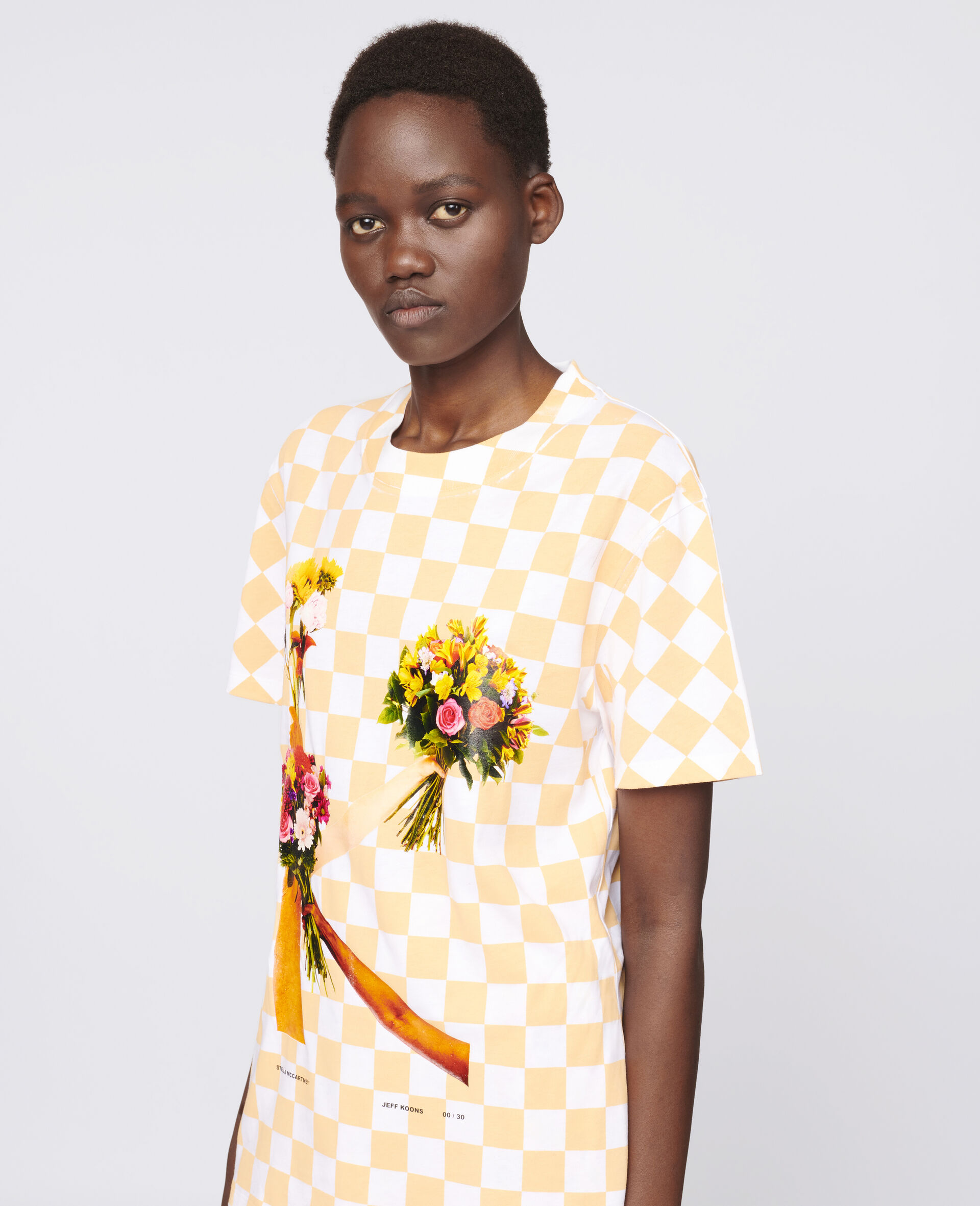 "Jeff Koons ""K""-T-Shirt-Weiß-large image number 3"