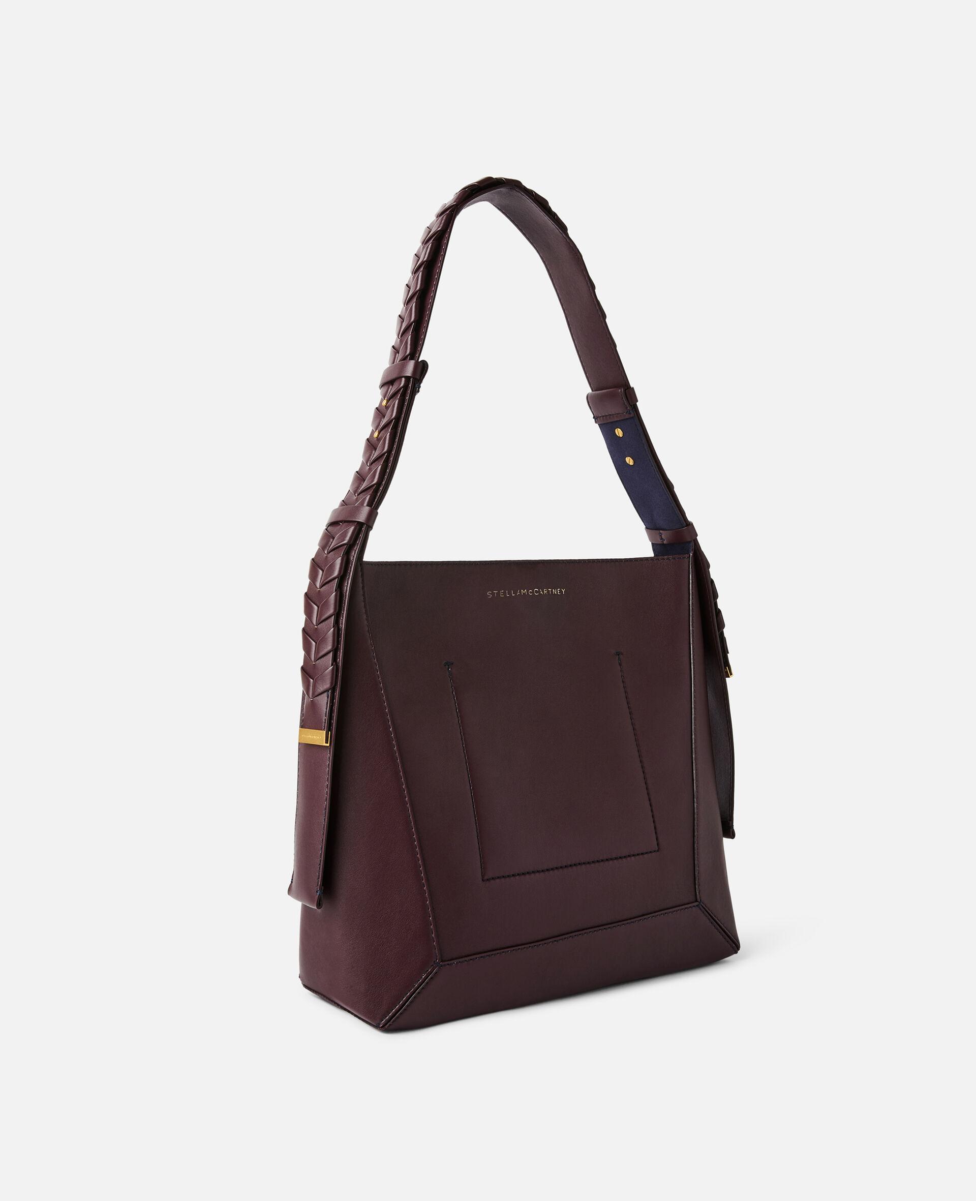 Medium Hobo Bag-Red-large image number 1