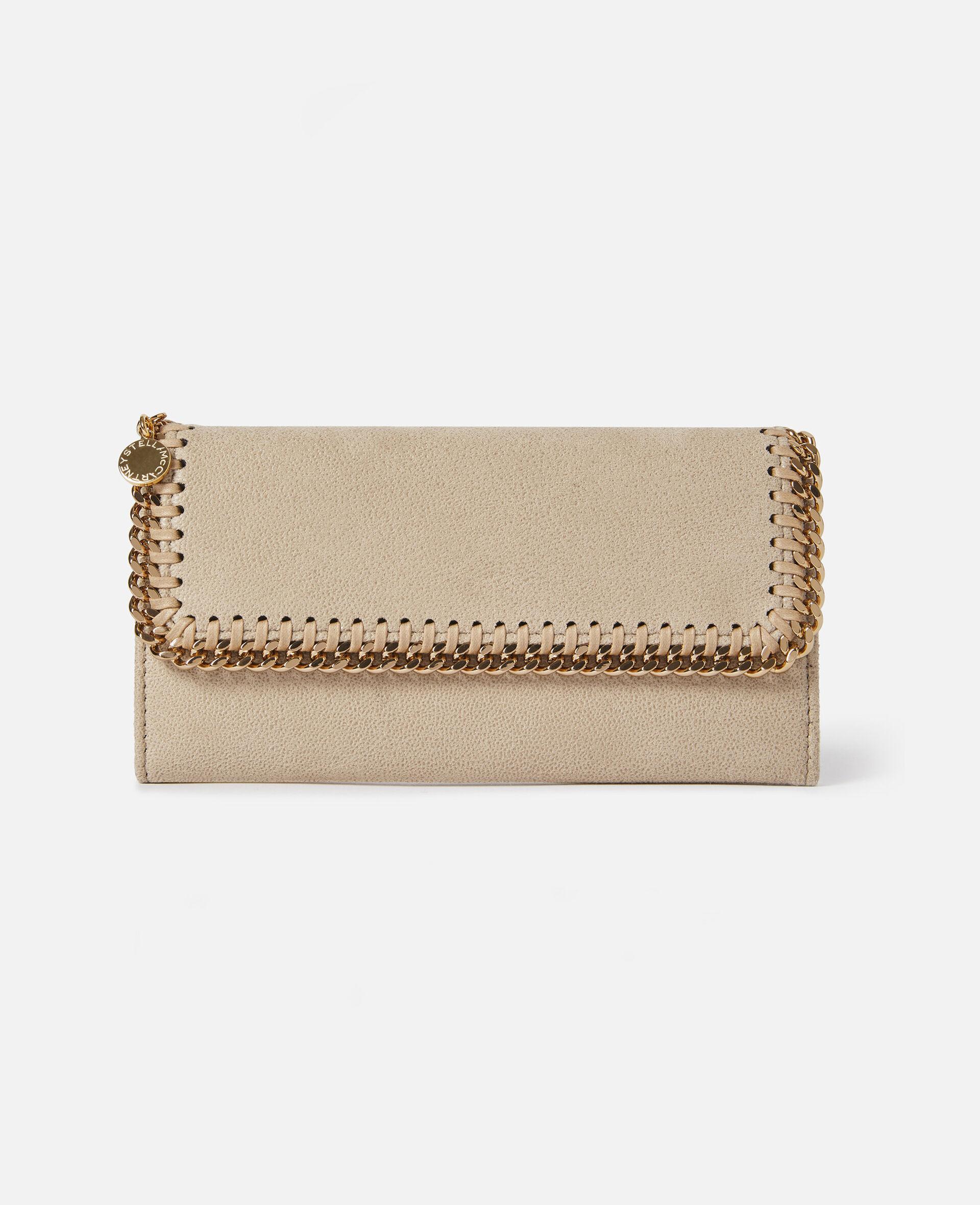 Falabella Continental Wallet-Beige-large image number 0