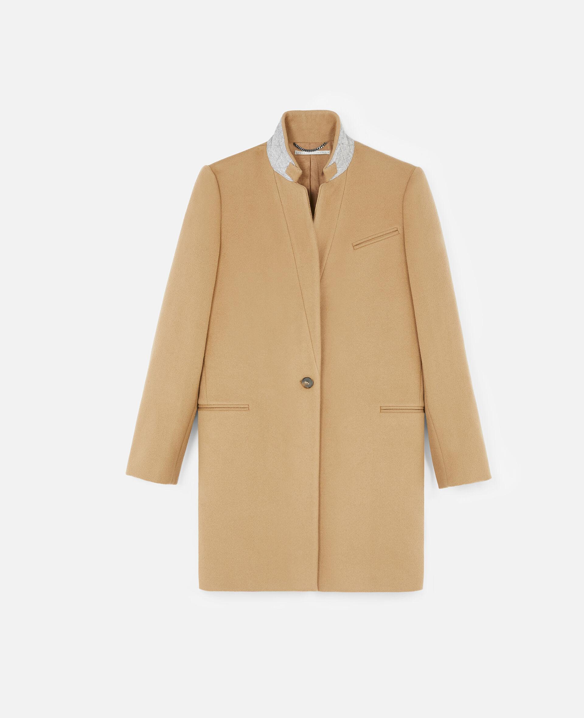 Bronwyn Tailored Coat -Black-large image number 1