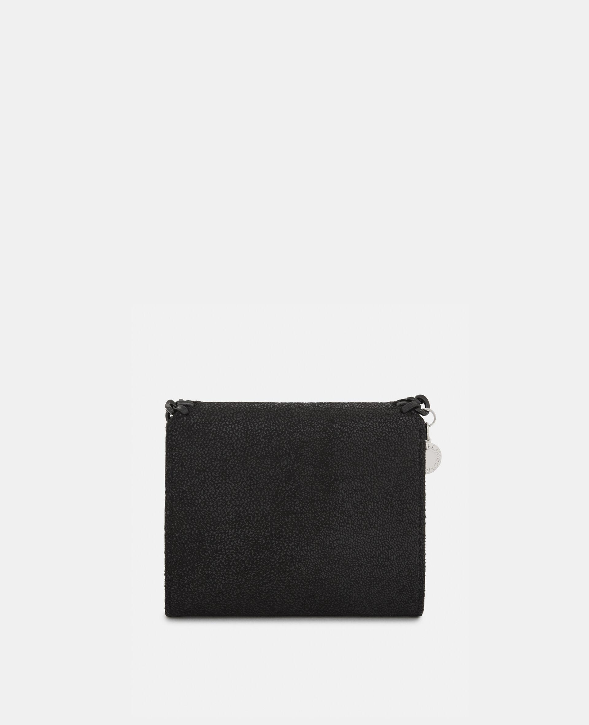 Kleines Brieftasche Falabella-Schwarz-large image number 2