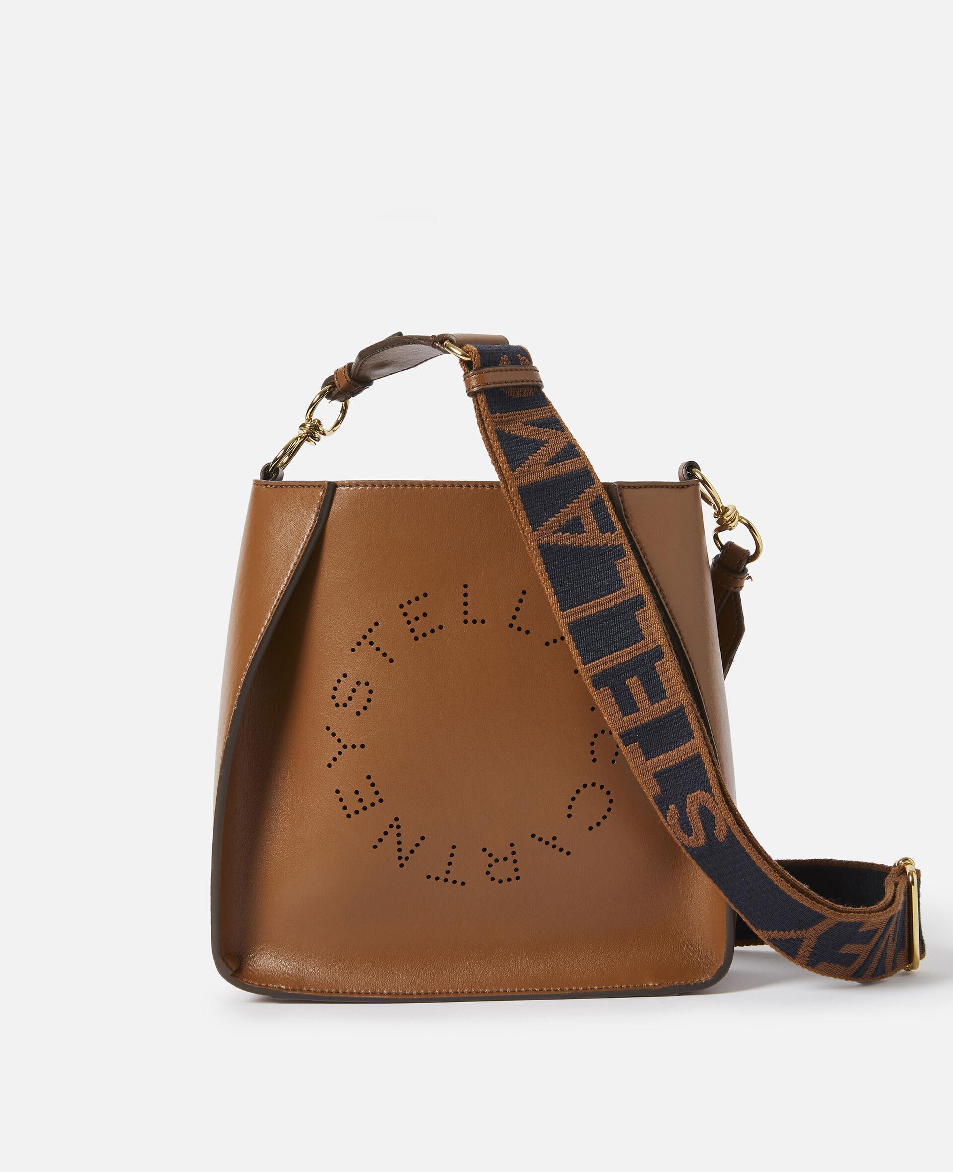 Sac porté épaule logo Stella-Gris-large image number 0