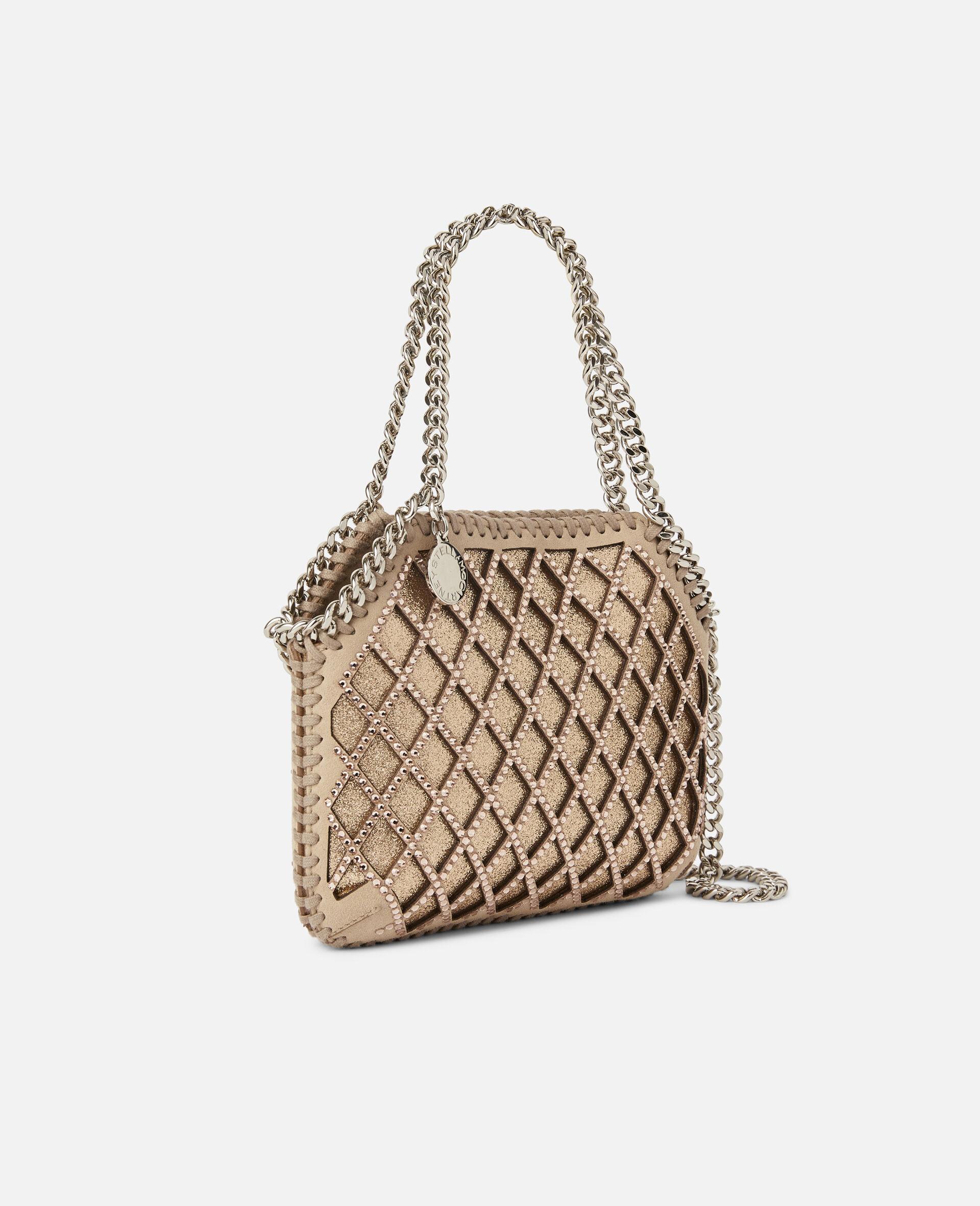 Mini-sac porté épaule Falabella-Rose-large image number 1