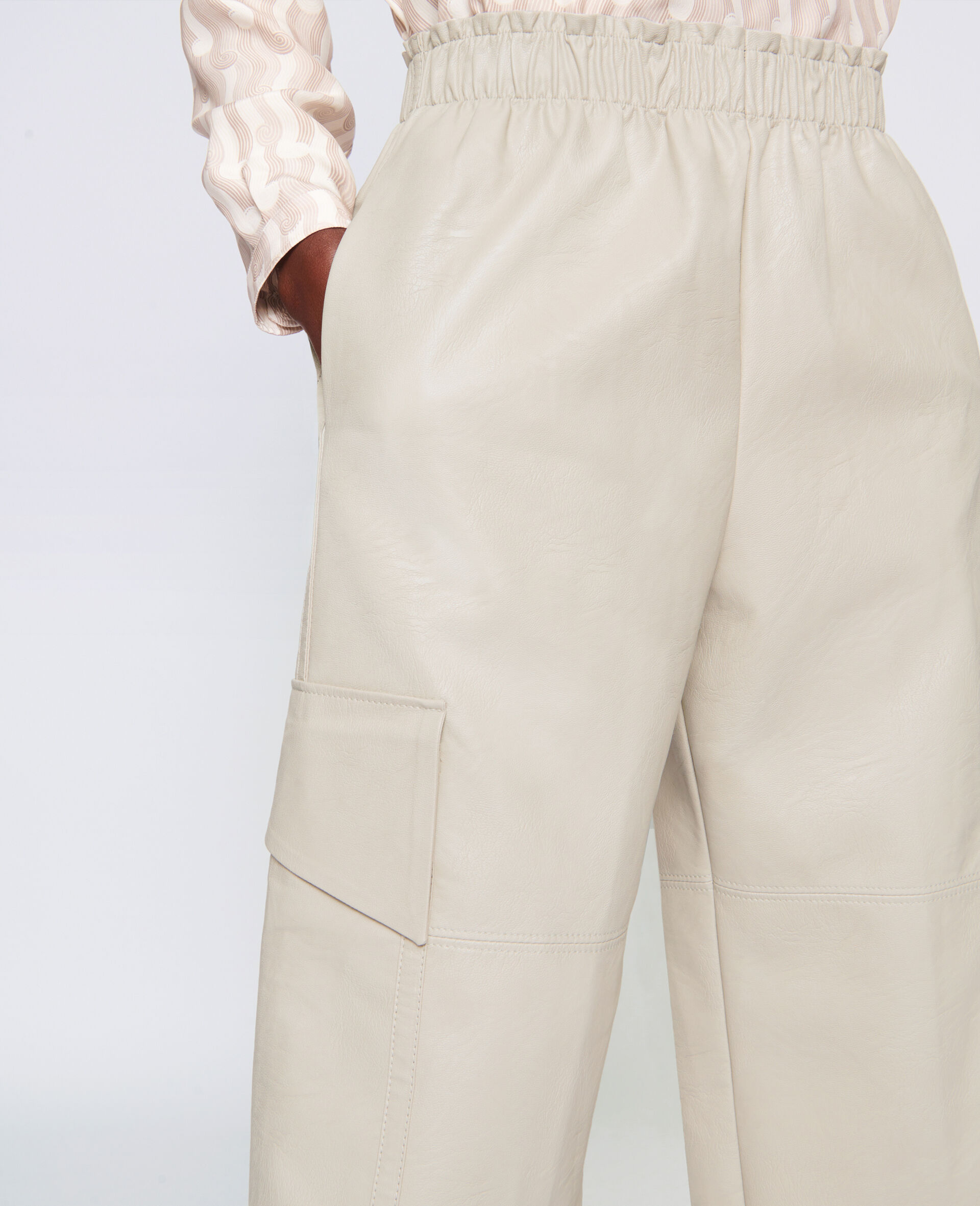 Sylvia Trousers-Beige-large image number 3