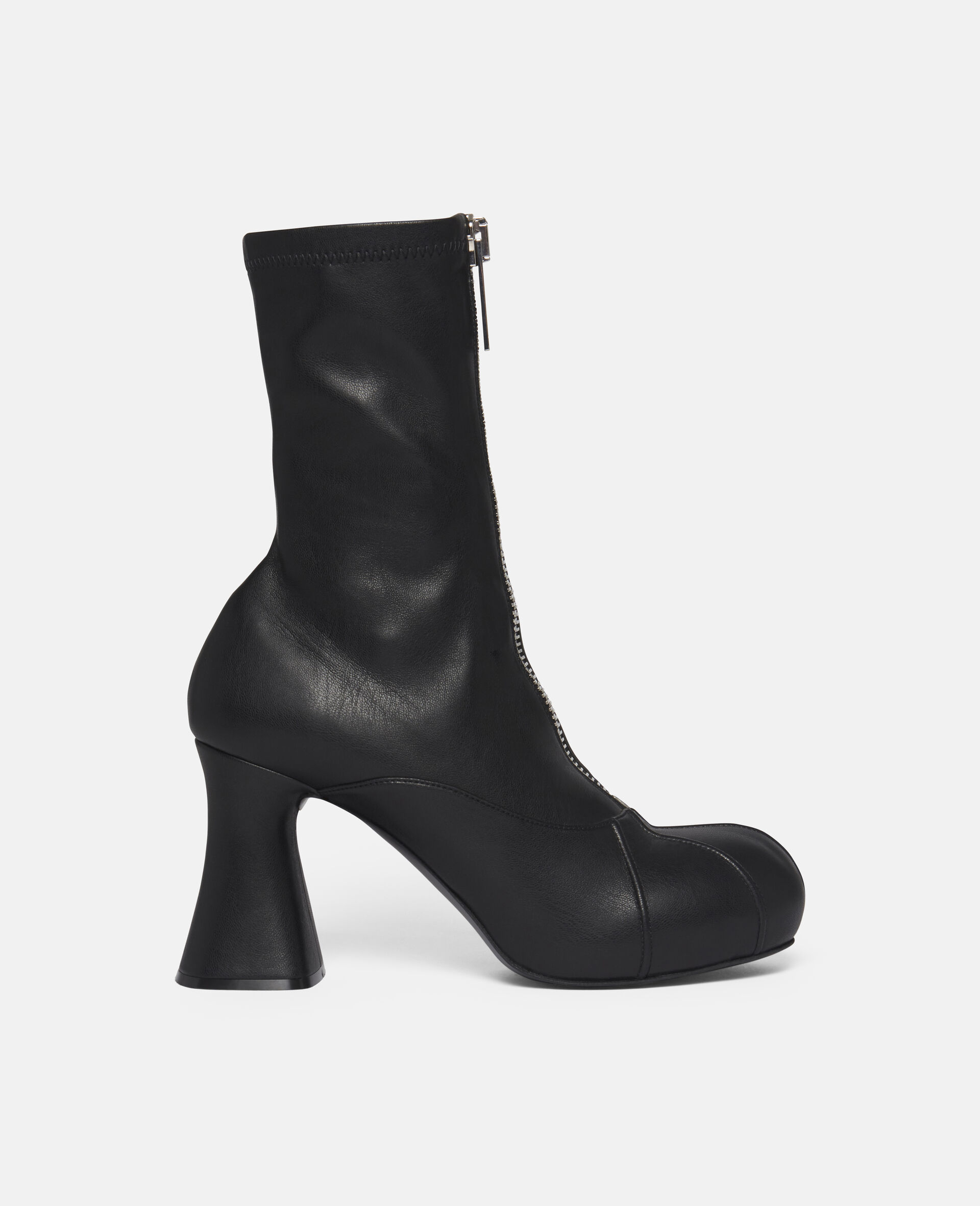 Duck City Ankle Boots -Black-large image number 0