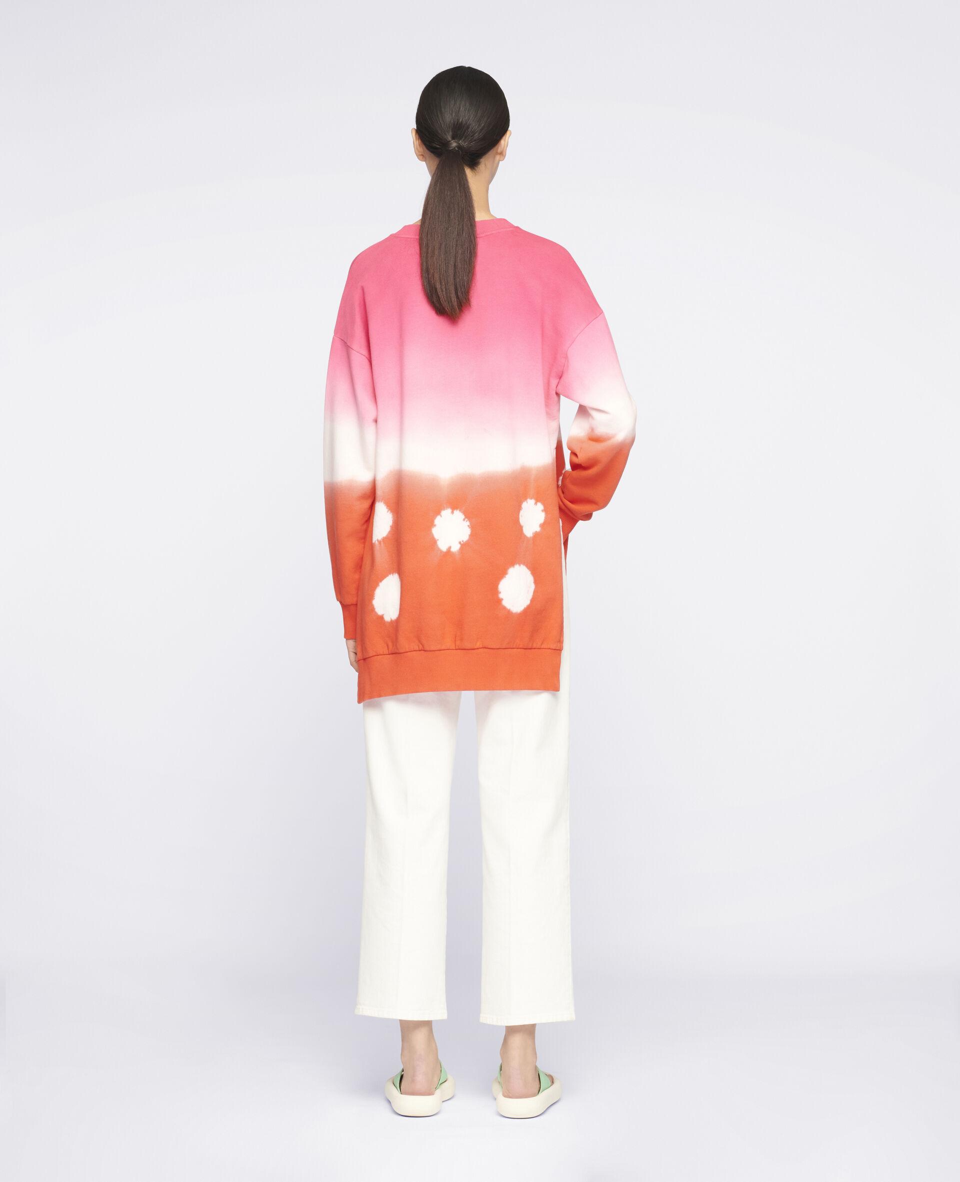 """Stella McCartney 2001."" Sweatshirt im Batik-Style-Bunt-large image number 2"