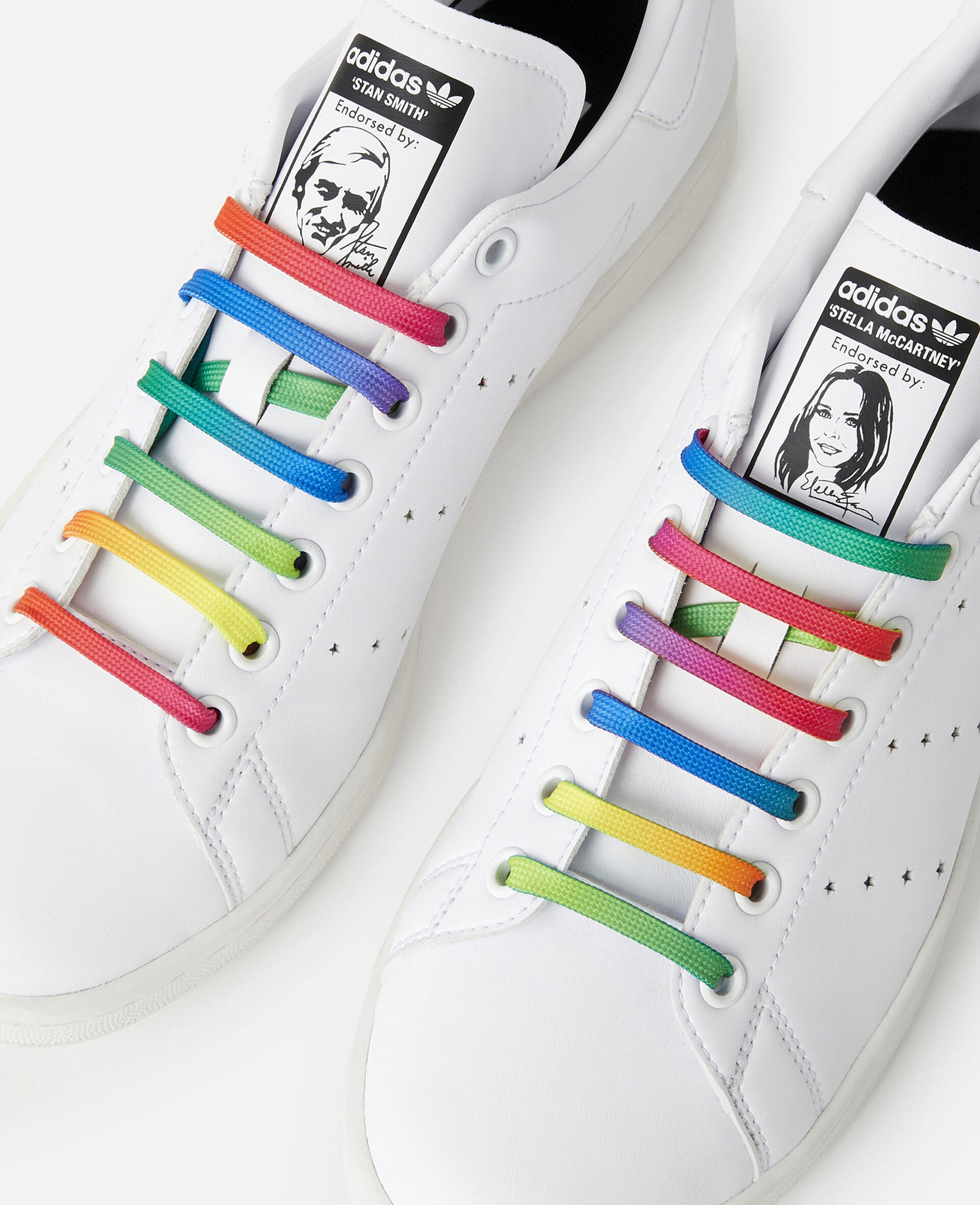 Men's Stella #stansmith adidas-White-large image number 2