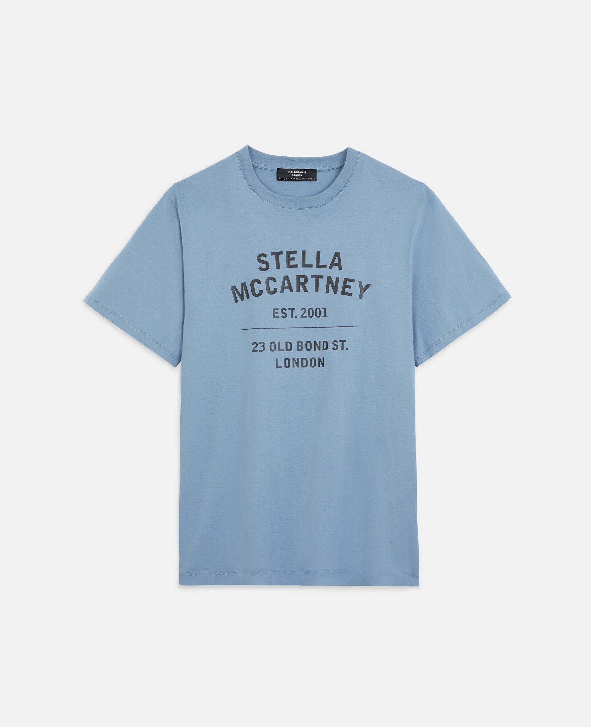 T-Shirt 23 OBS aus Bio-Baumwolle-Schwarz-large image number 0