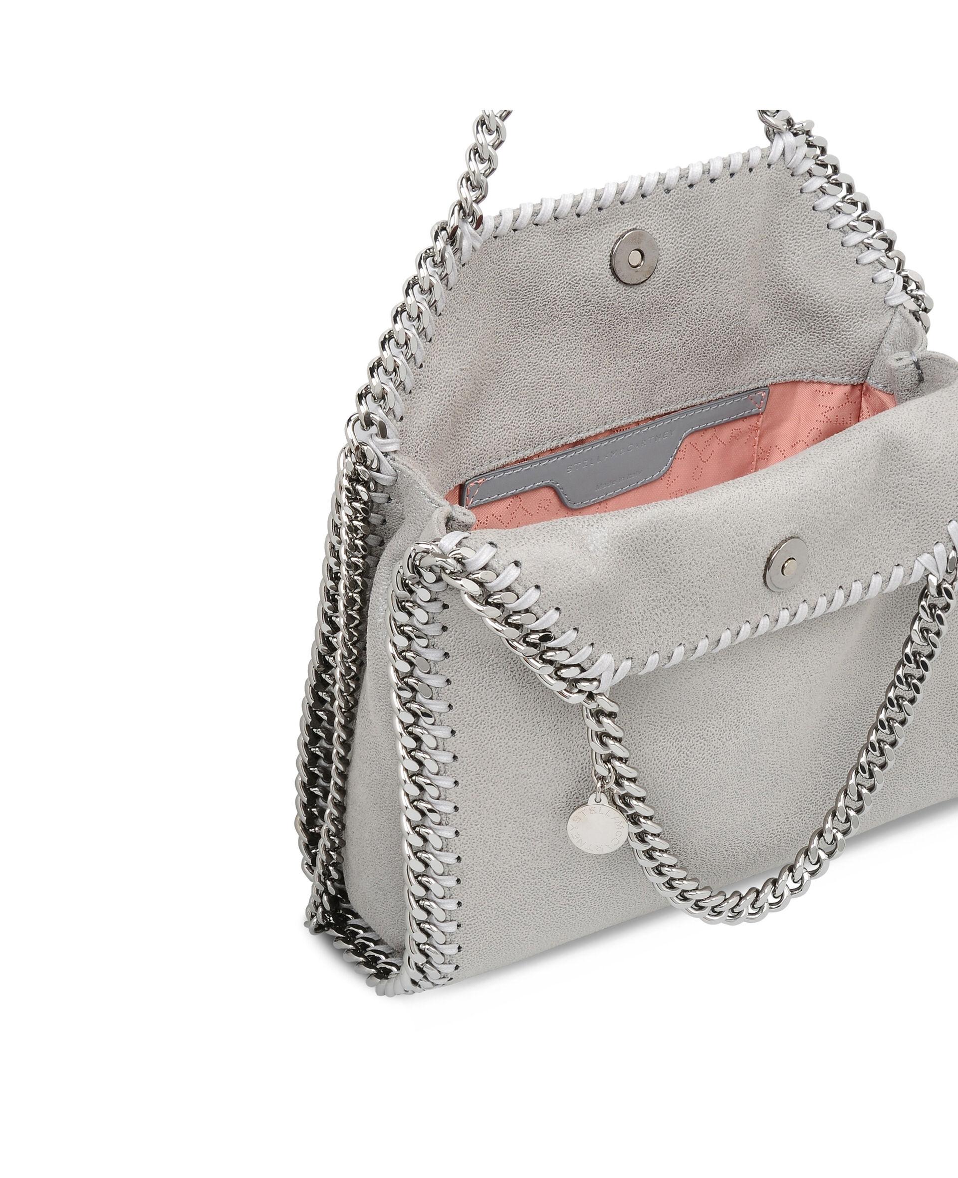 Mini Tote Bag Falabella-Grau-large image number 2