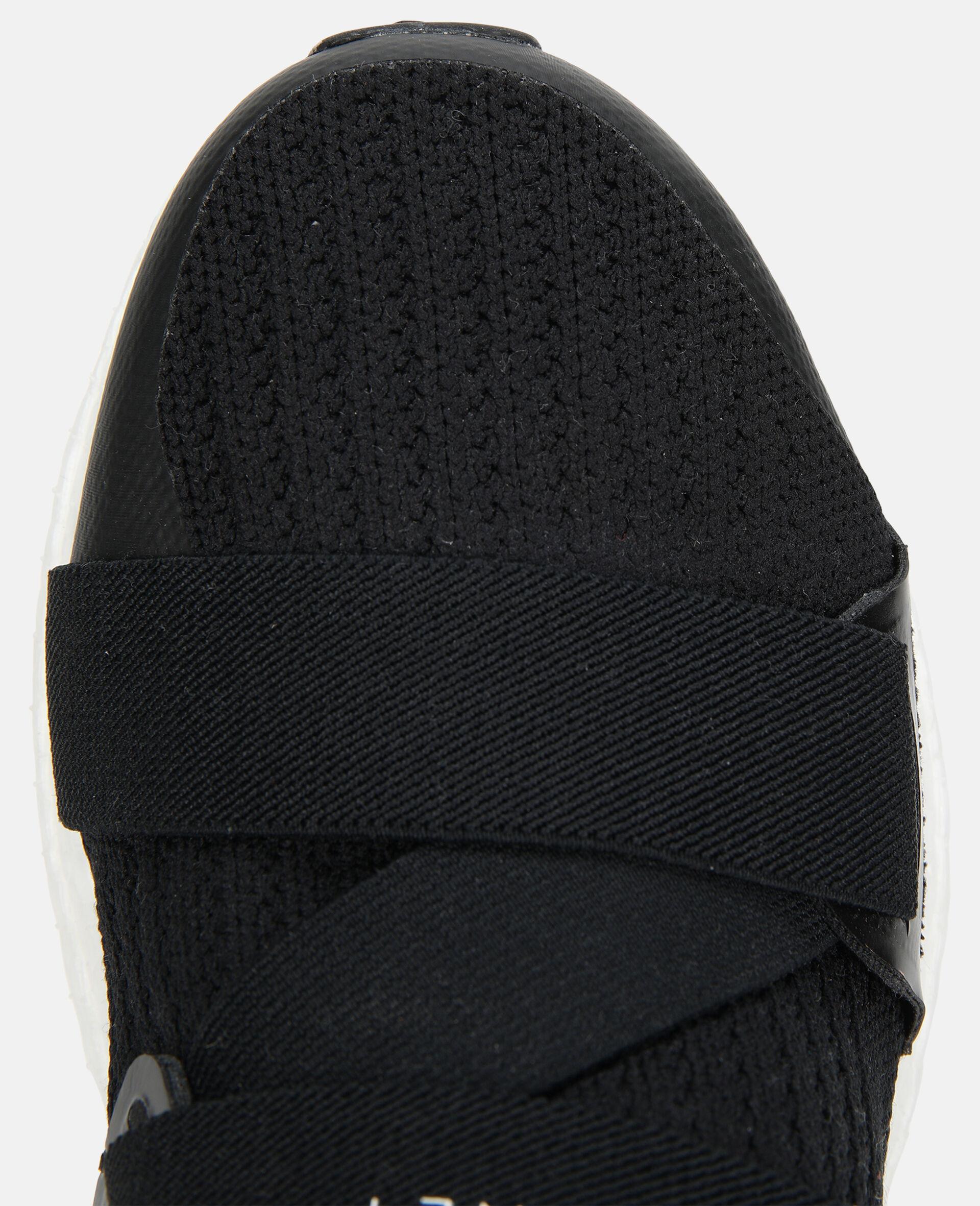 Black Ultraboost X Sneakers-Black-large image number 3