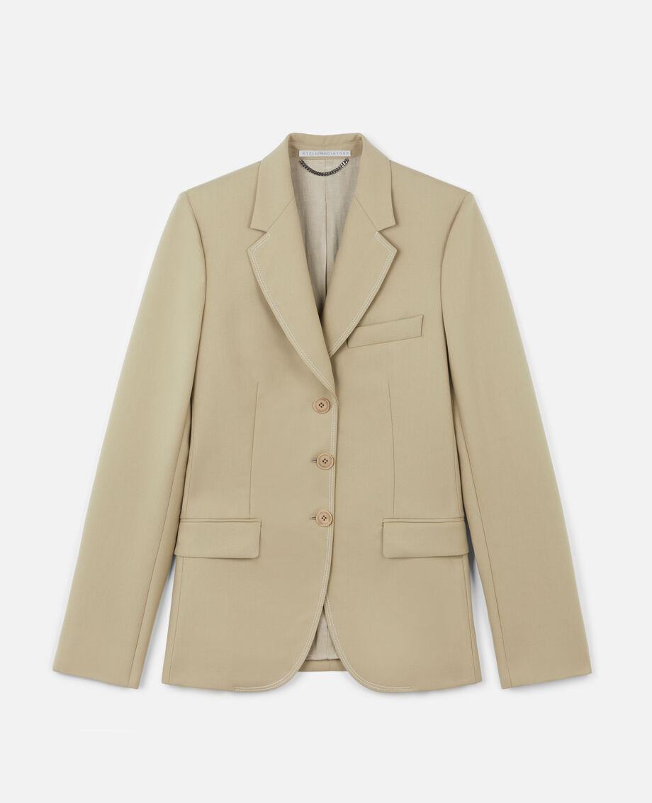 Ada Tailored Jacket -Black-large image number0