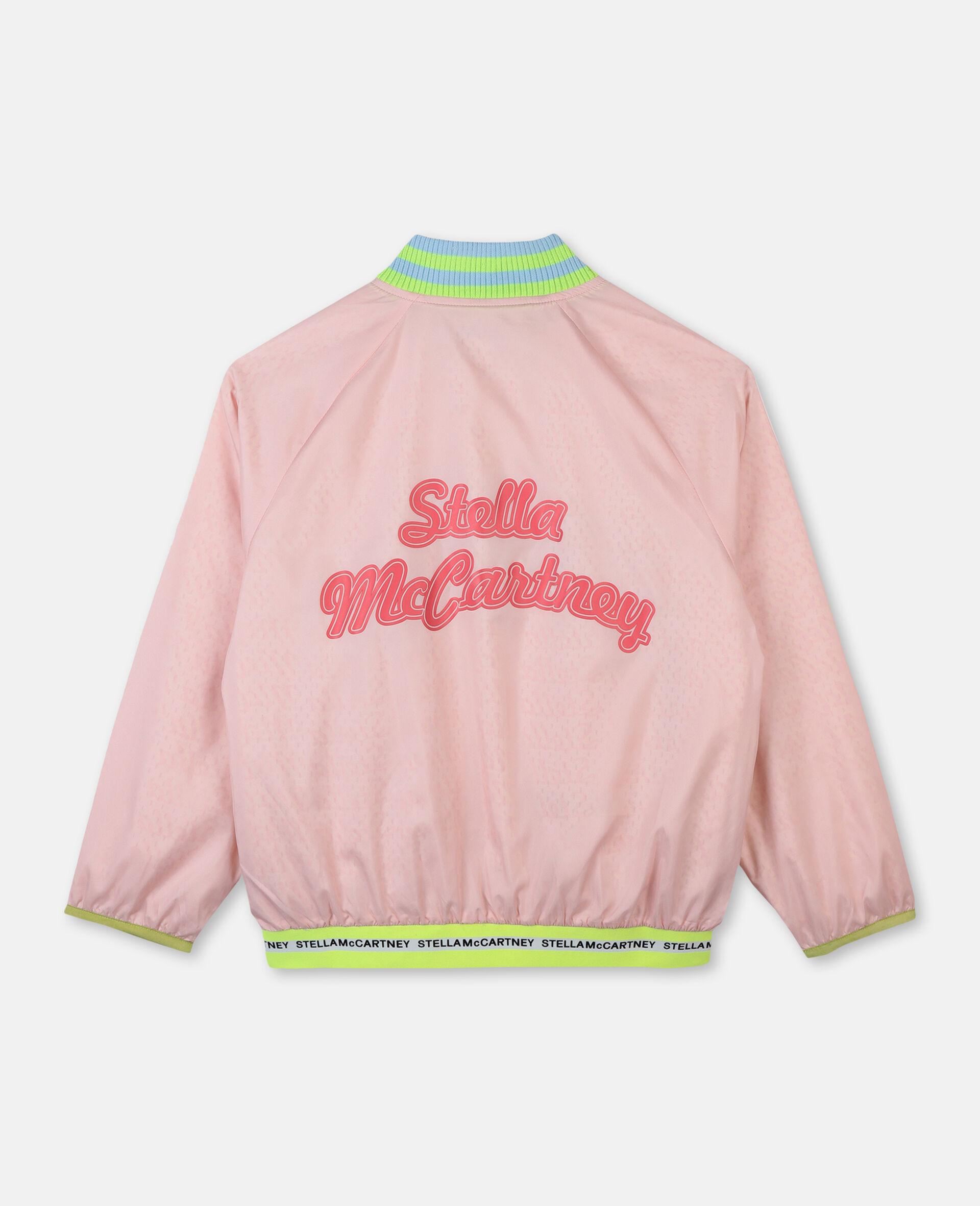Sportliche Jacke mit Logo -Rose-large image number 3