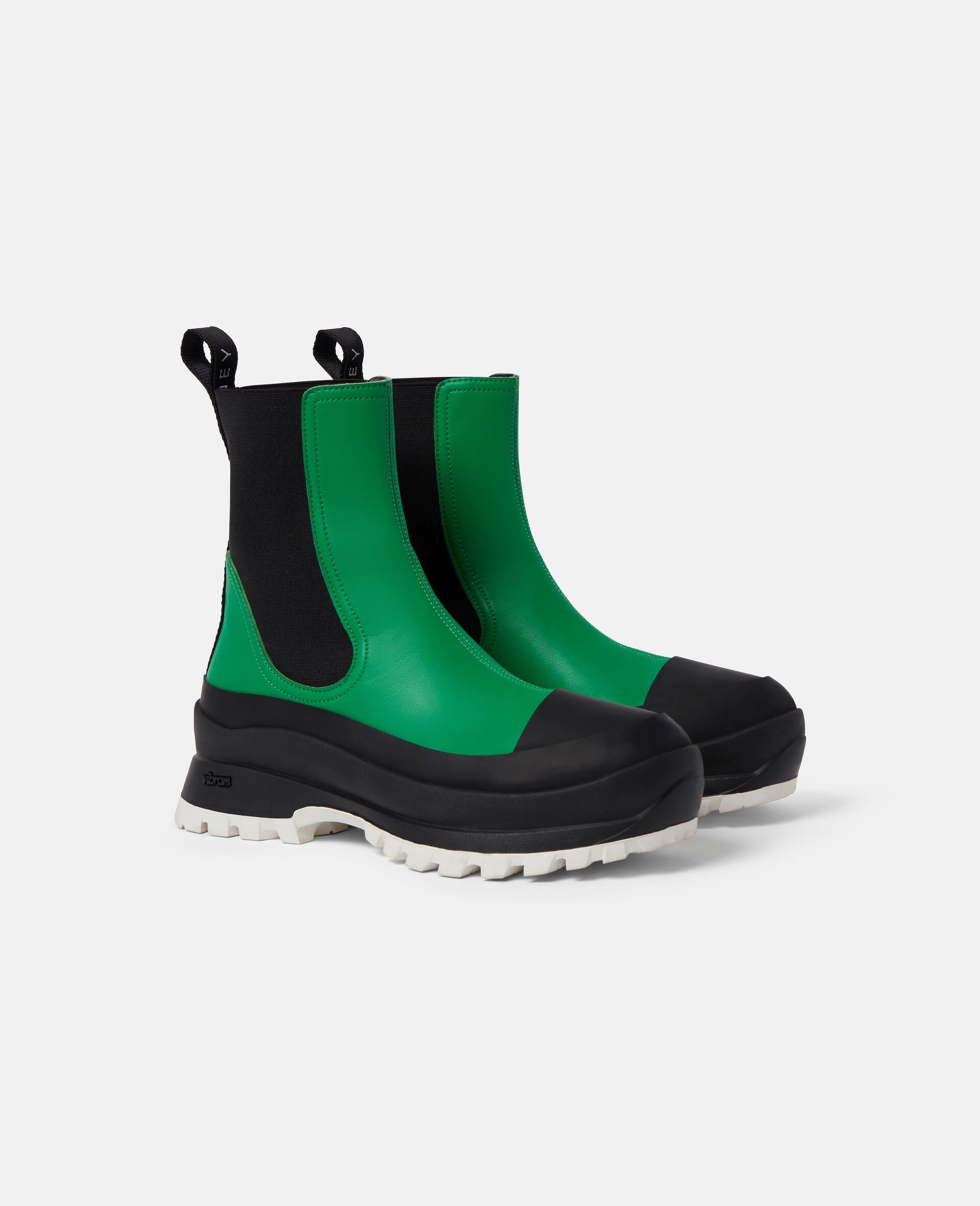 Trace Chelsea Boots-Black-large image number 1