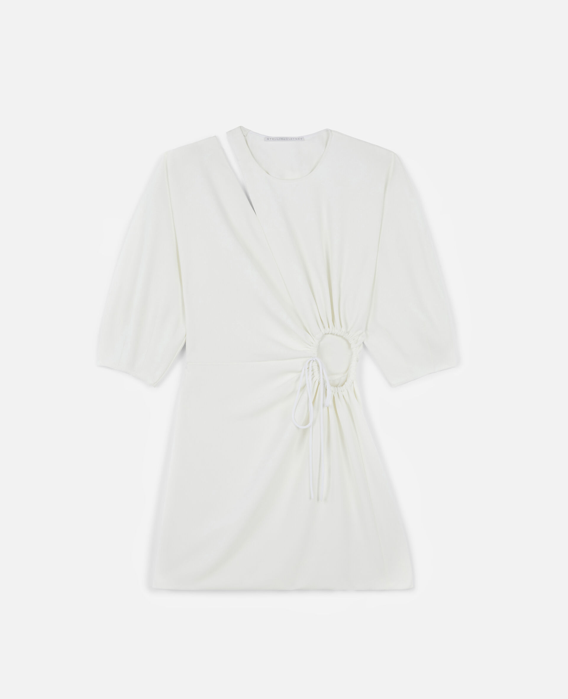 Alison Mini Dress-White-large image number 0