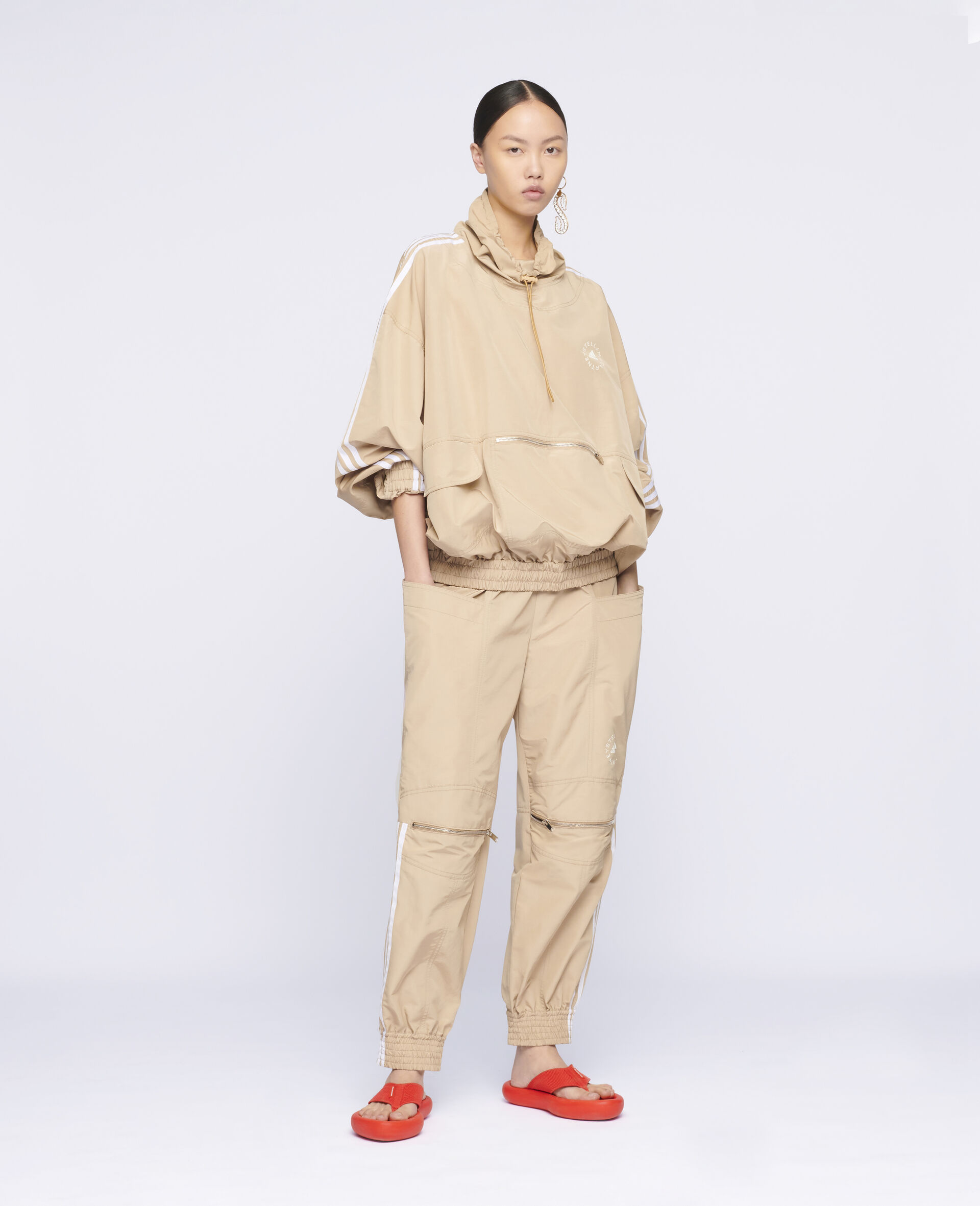 June Trousers-Beige-large image number 1