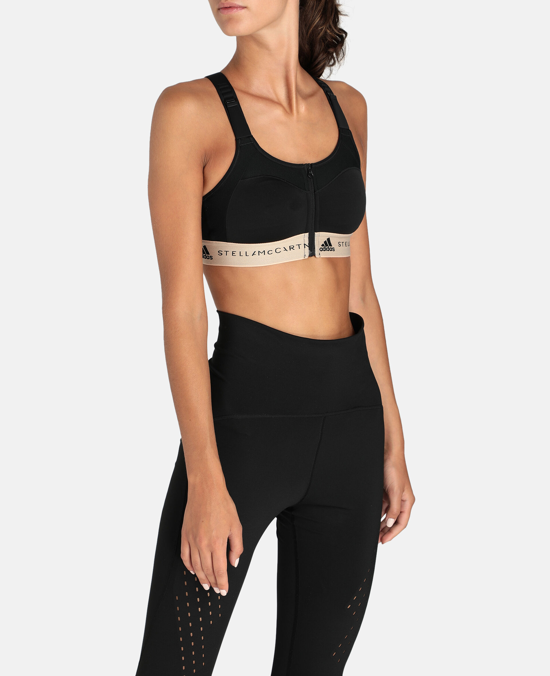 TruePurpose Post-Mastectomy Sports Bra -Black-large image number 4