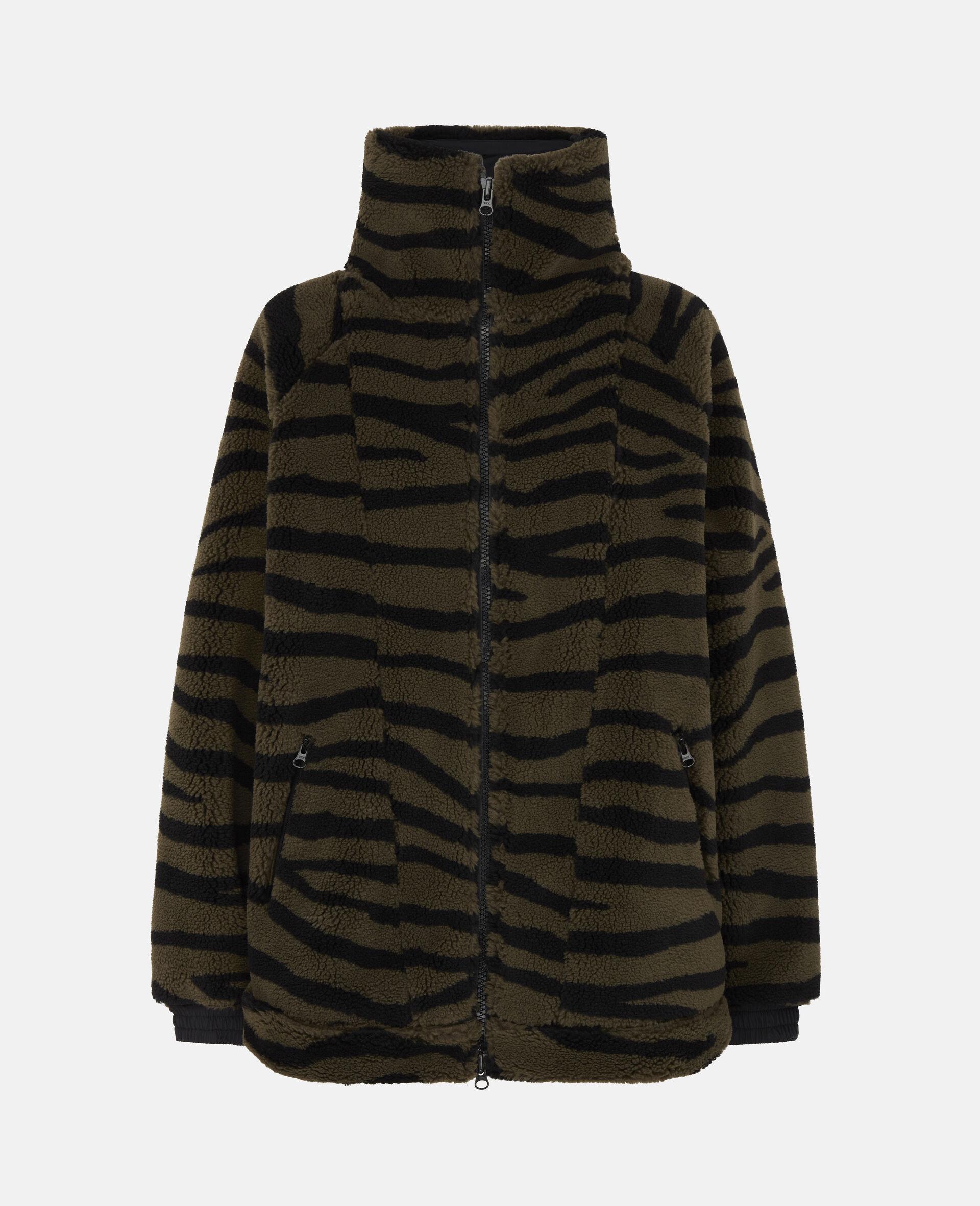 Hooded Training Jacket-Multicolour-large image number 0
