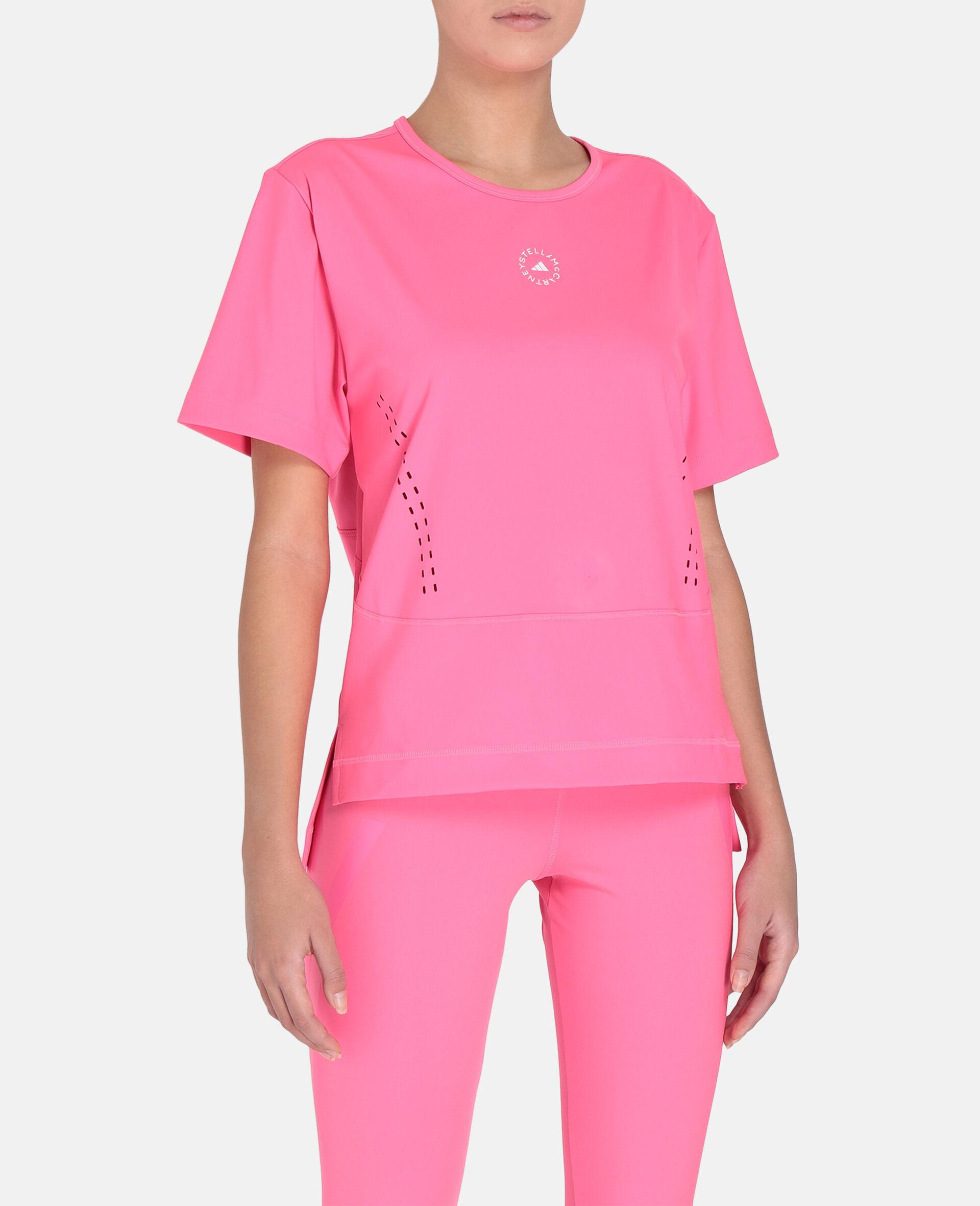 TrueStrength Loose T-Shirt-Pink-large image number 4