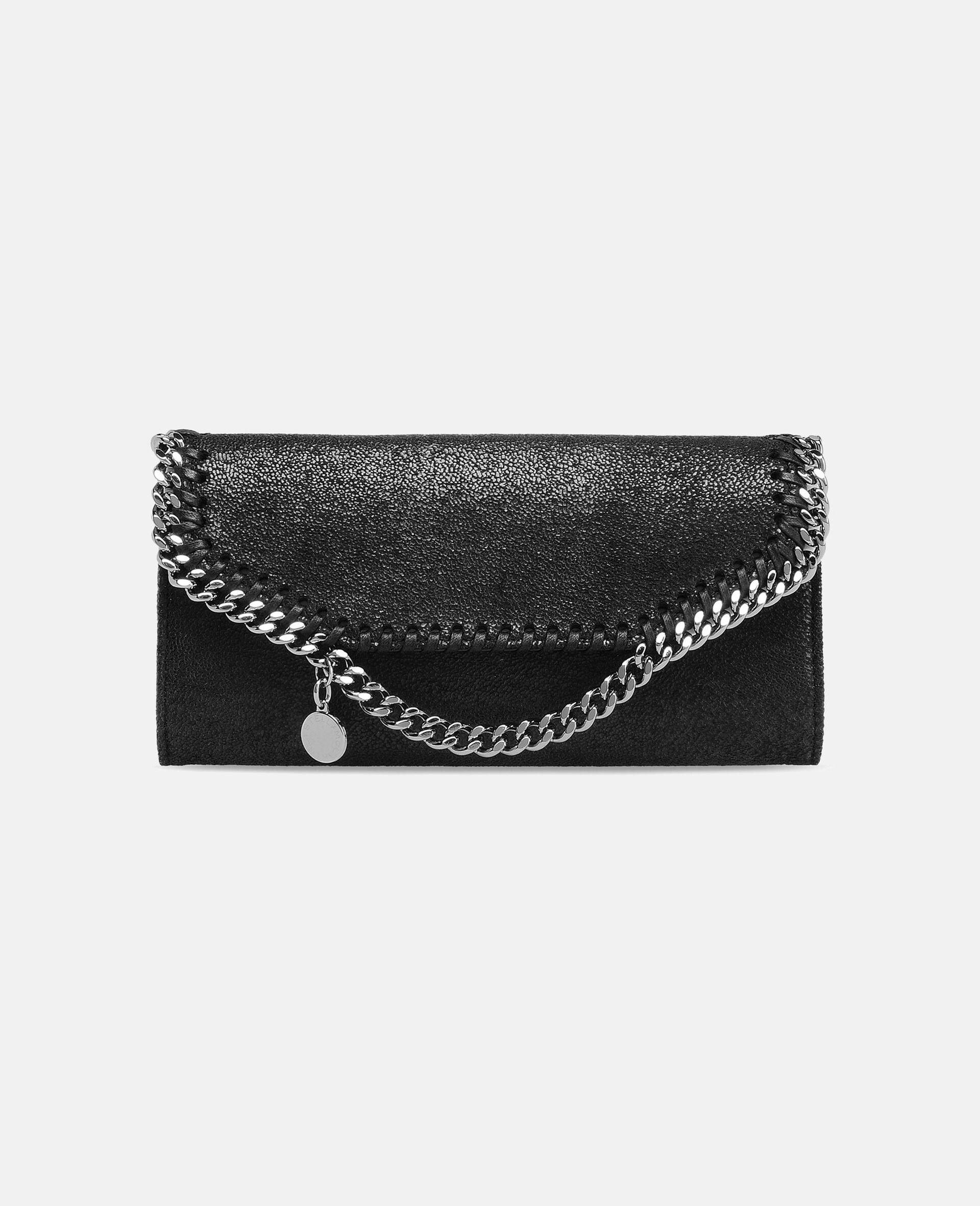 Falabella Continental Wallet-Black-large image number 0